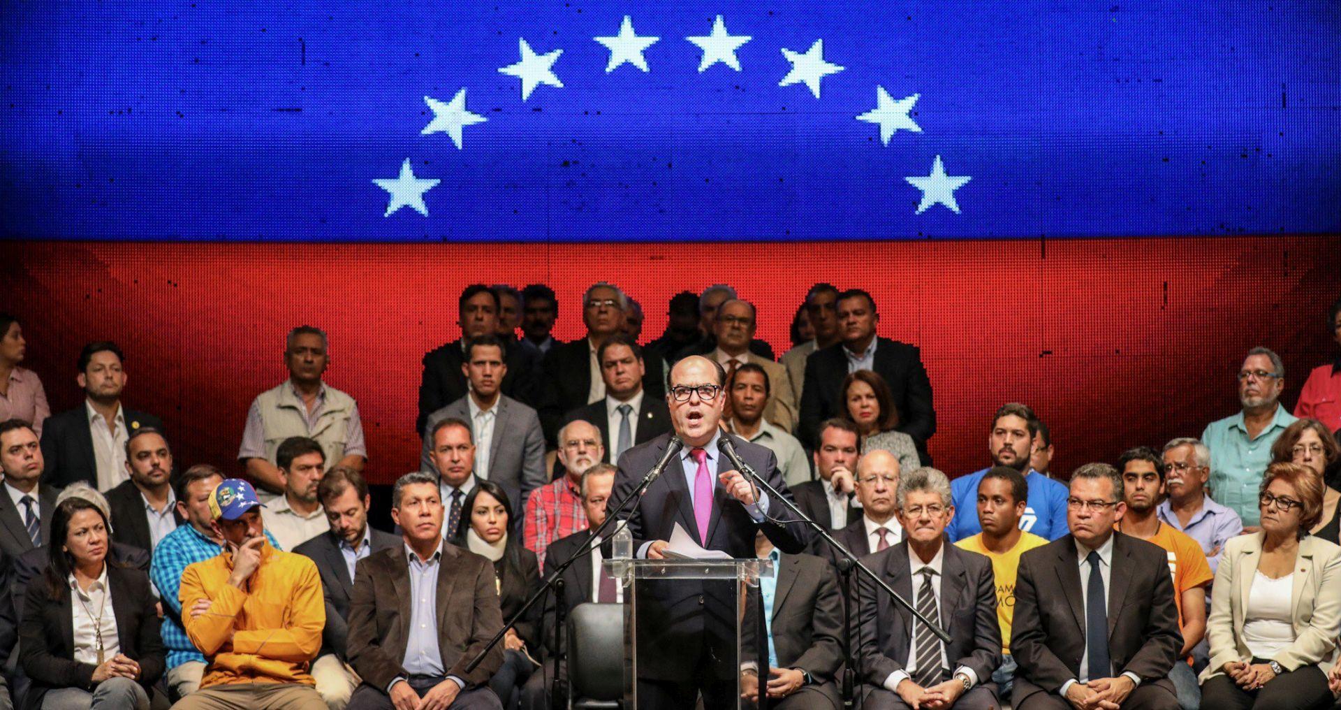 OPORBA NAJAVLJUJE Parlament Venezuele nastavlja zasjedati unatoč skupštini