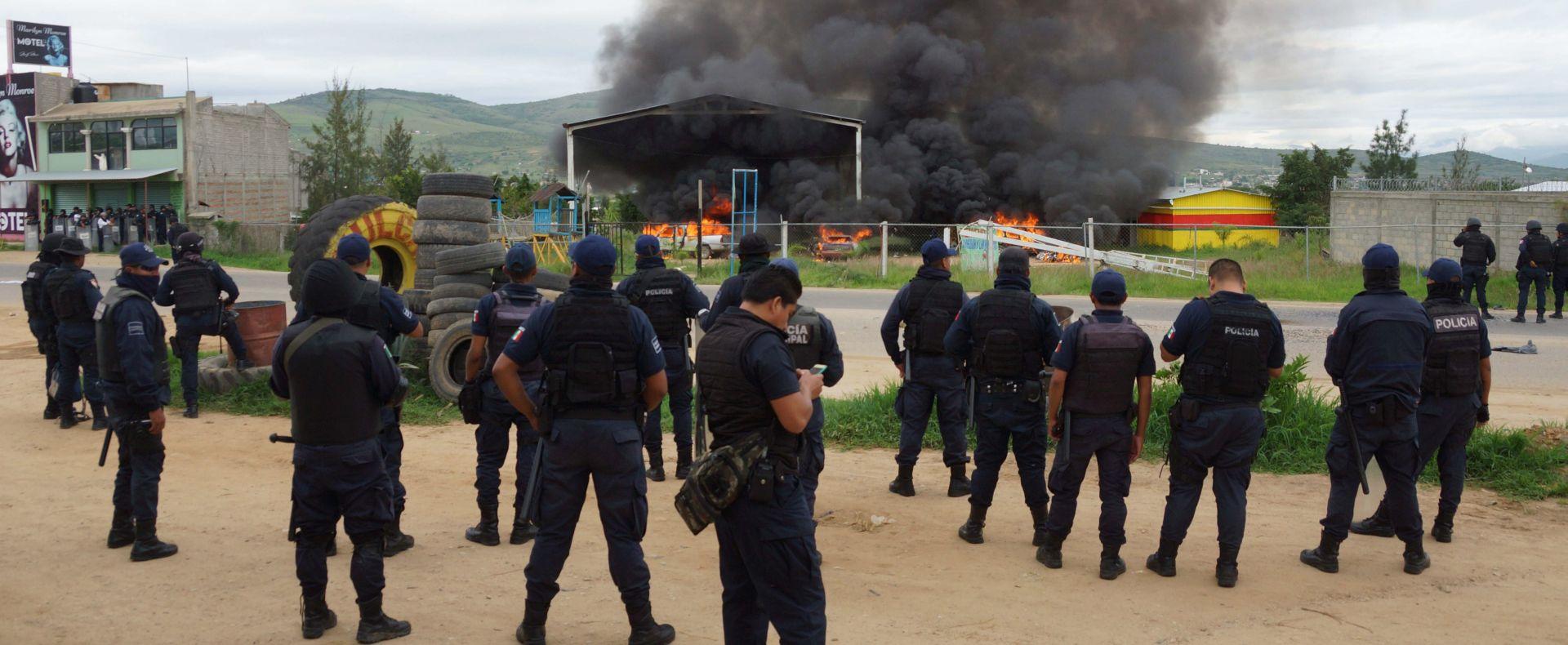 MEKSIKO U međusobnom članova bande nasilju ubijeno 28 zatvorenika