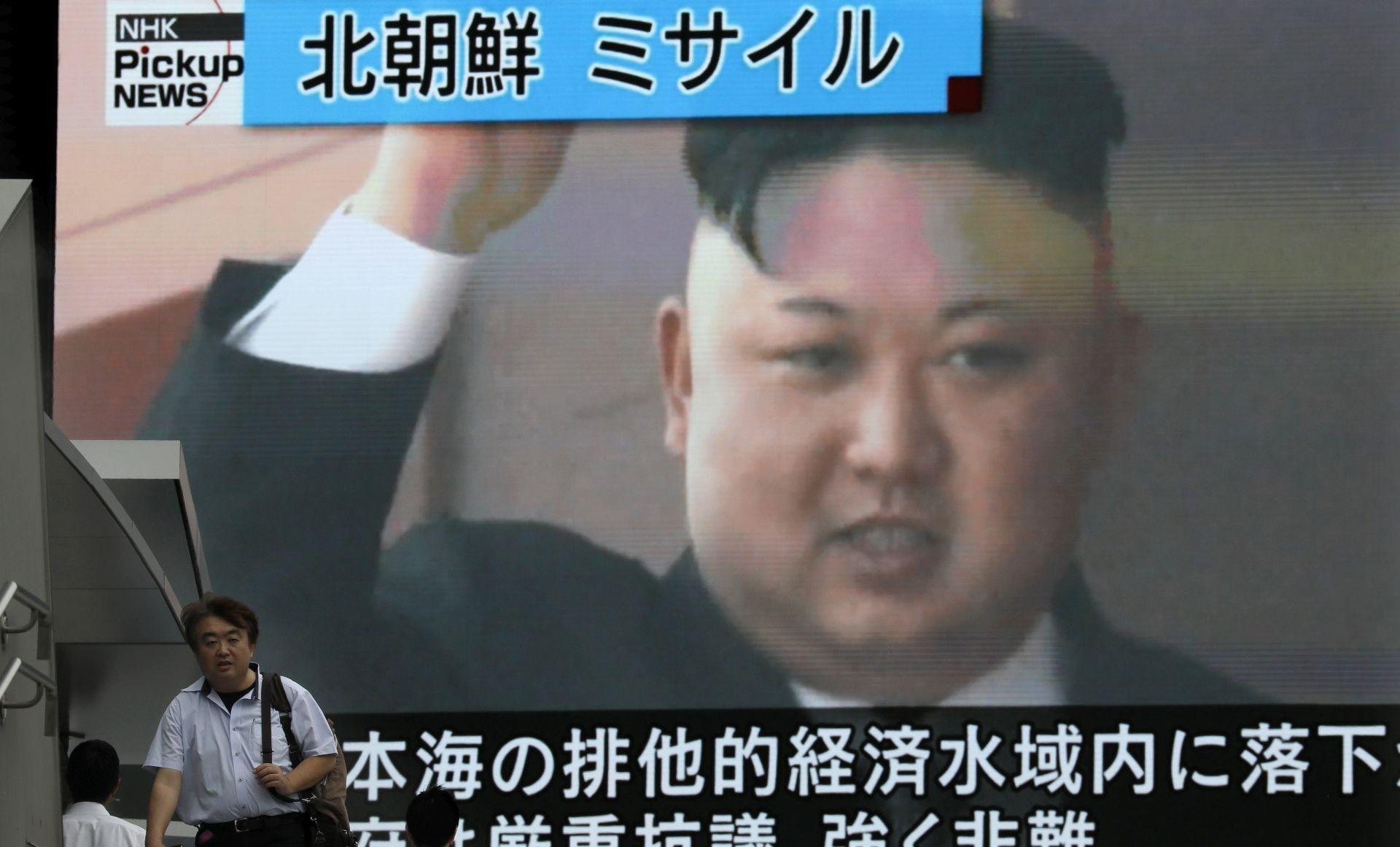 Sjeverna Koreja tvrdi da je uspješno testirala interkontinentalnu raketu