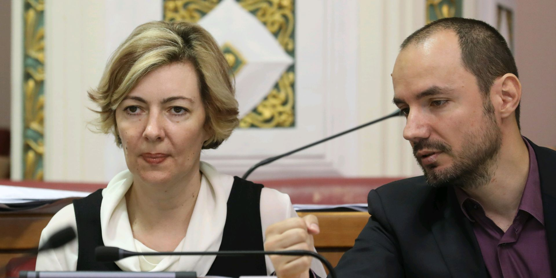 SABOR Prisegnula Dragana Jeckov (SDSS)