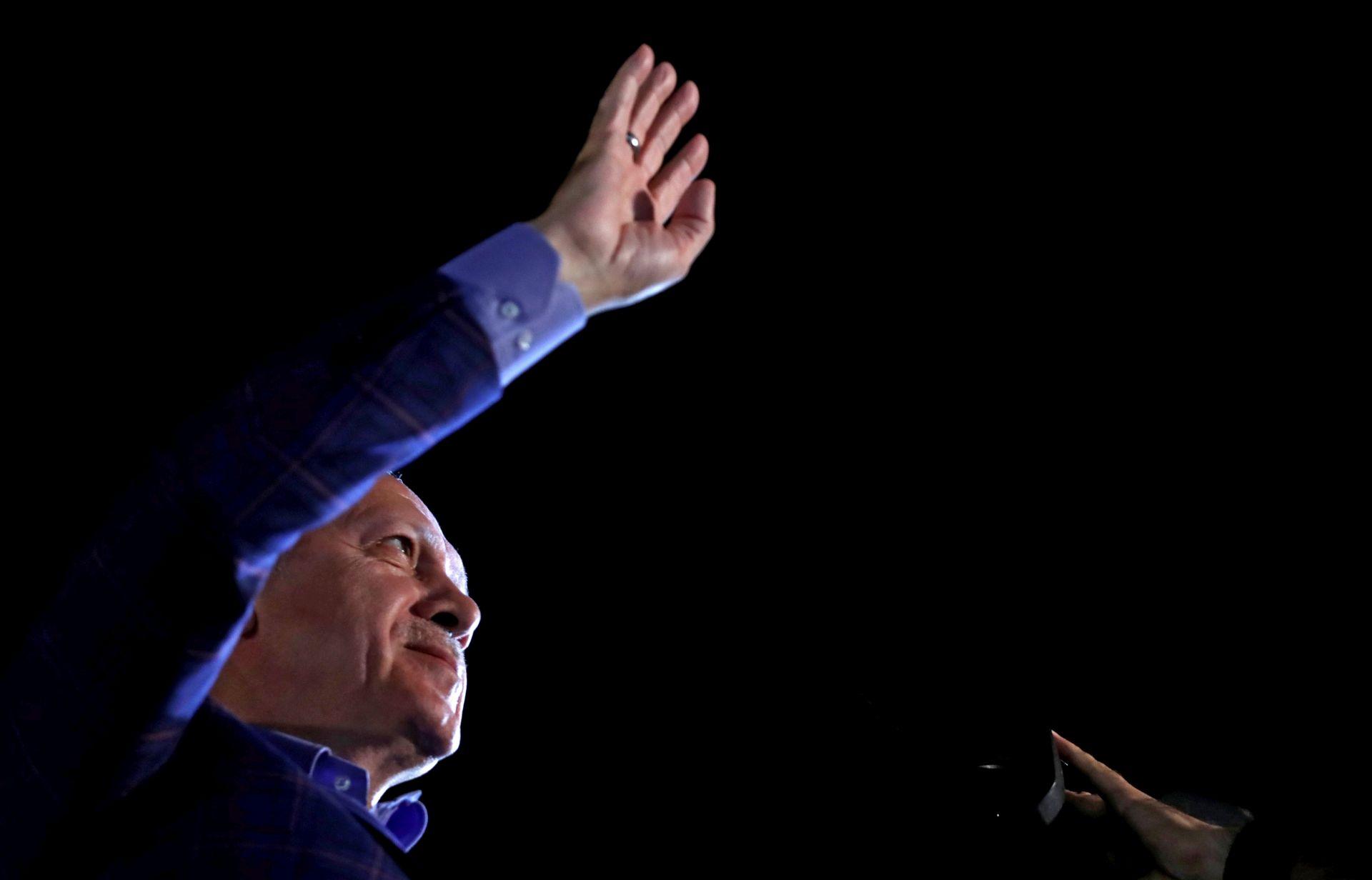 "ERDOGAN: ""Hej, Netanyahu! Ti si okupator, a istodobno si i terorist"""