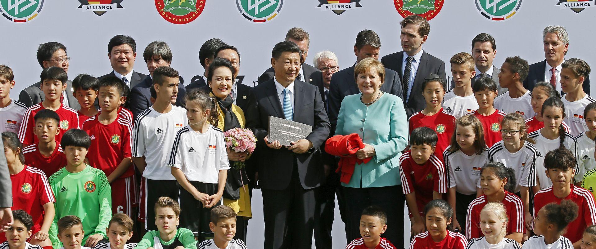 Merkel i Xi dogovorili jačanje odnosa Njemačke i Kine