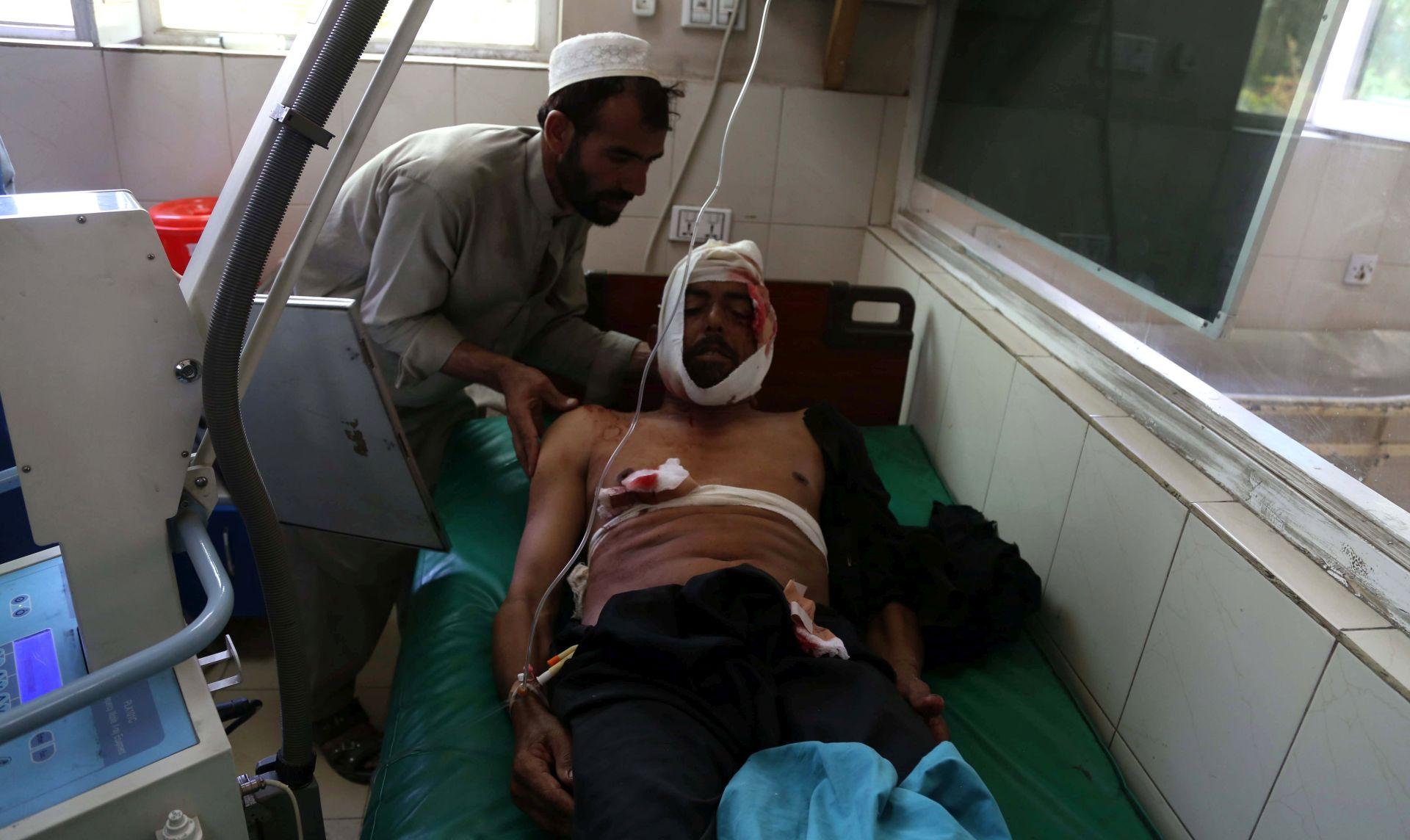AFGANISTAN Talibani ubili 35 ljudi u bolnici