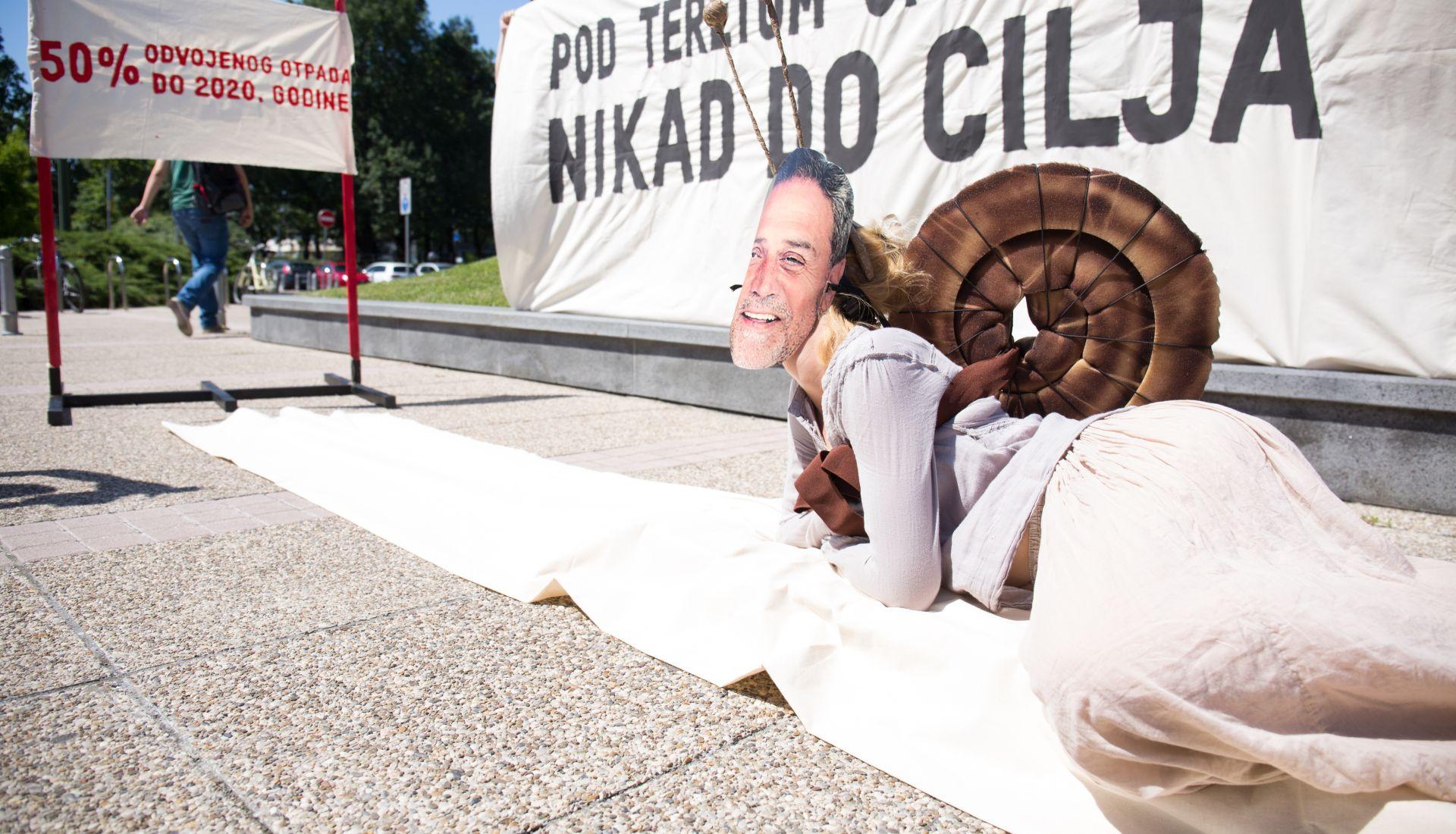Zelena akcija od zagrebačke Gradske uprave traži hitno donošenja plana gospodarenja otpadom