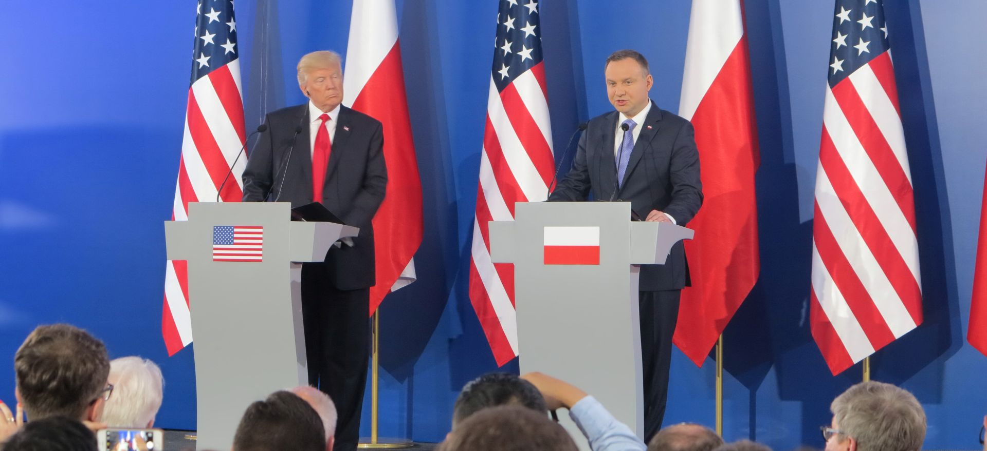 Trump podržava Inicijativu triju mora i početak projekta LNG terminala na Krku