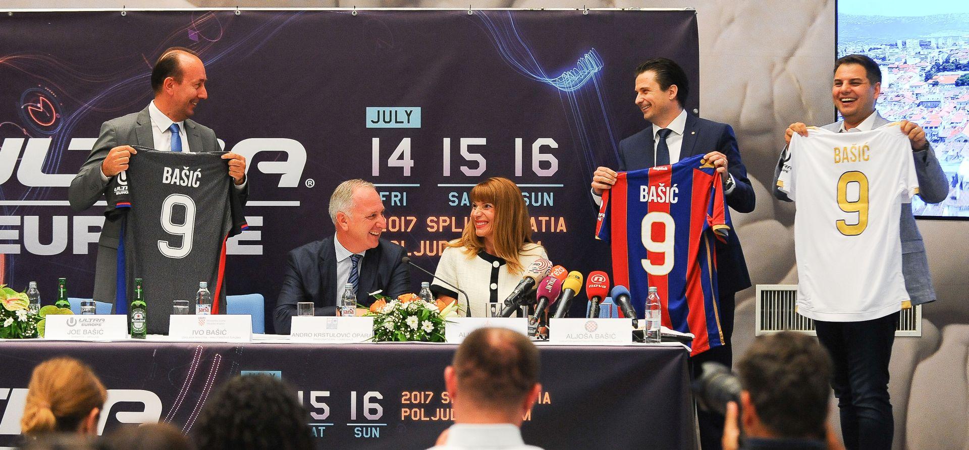 Ultra i Hajduk potpisali sponzorski ugovor