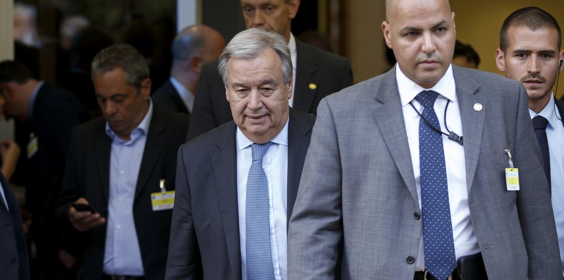 Glavni tajnik UN-a objavio neuspjeh pregovora o Cipru