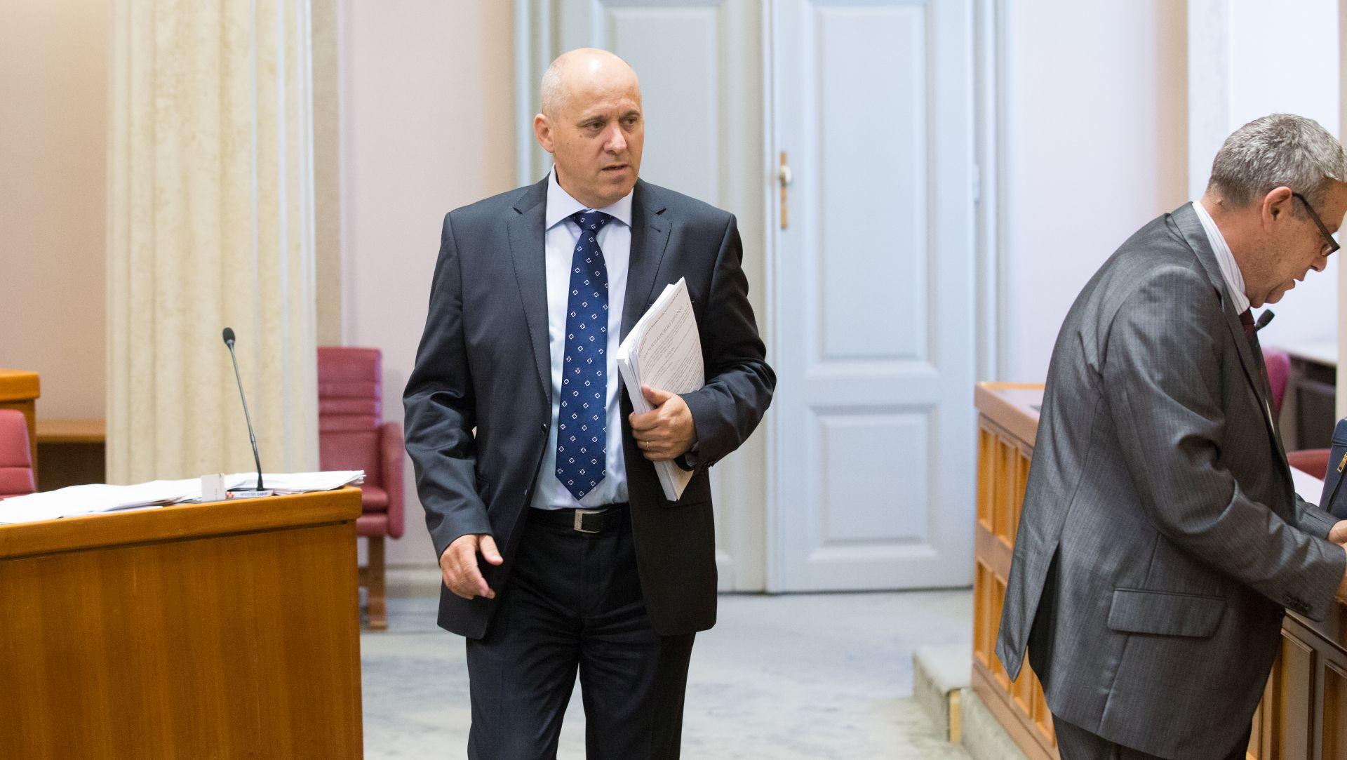 """SABOR: BAČIĆ """"Ucjena SDP-a je neprihvatljiva jer izbor ustavnih sudaca nije ustupak HDZ-u"""""""