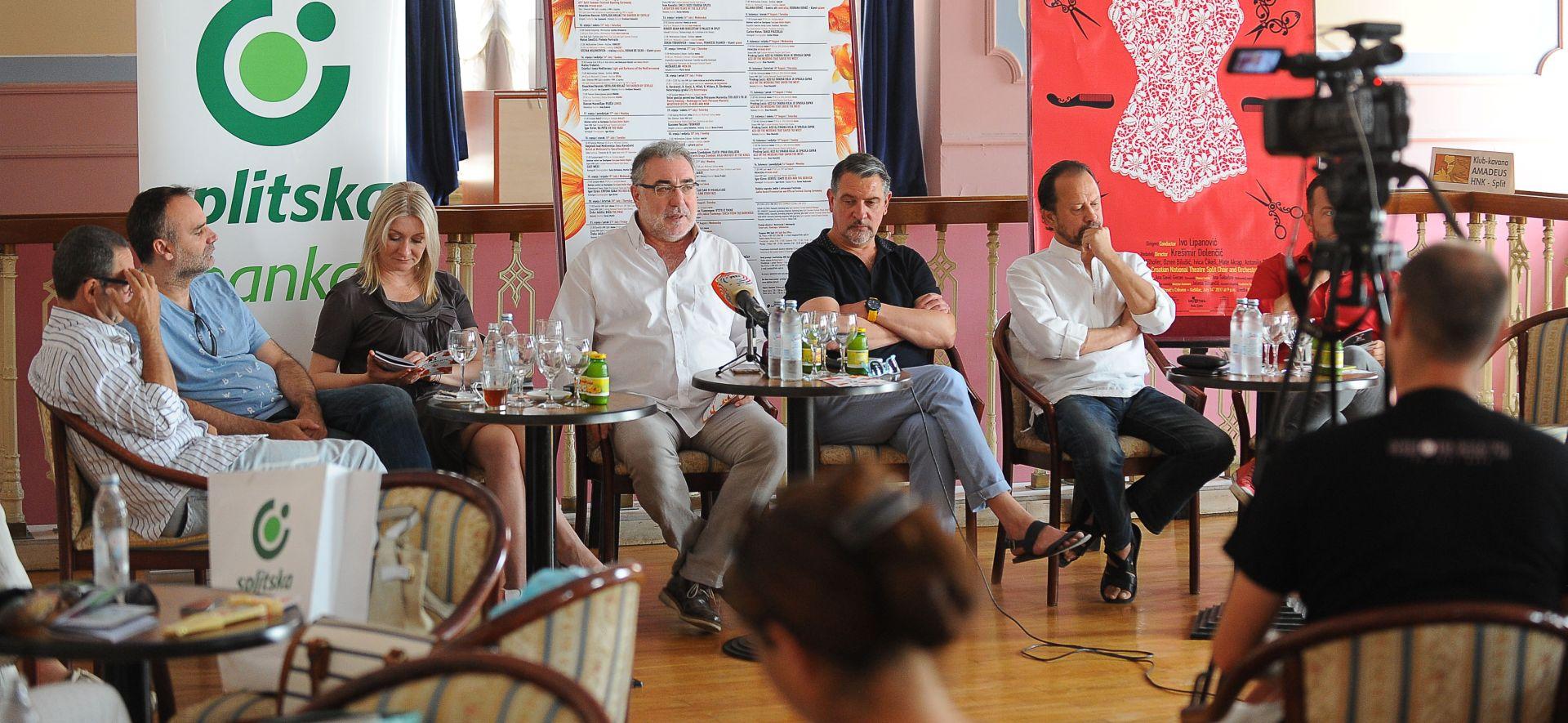 Premijerom opere 'Seviljski brijač' 14. srpnja počinje 63. Splitsko ljeto
