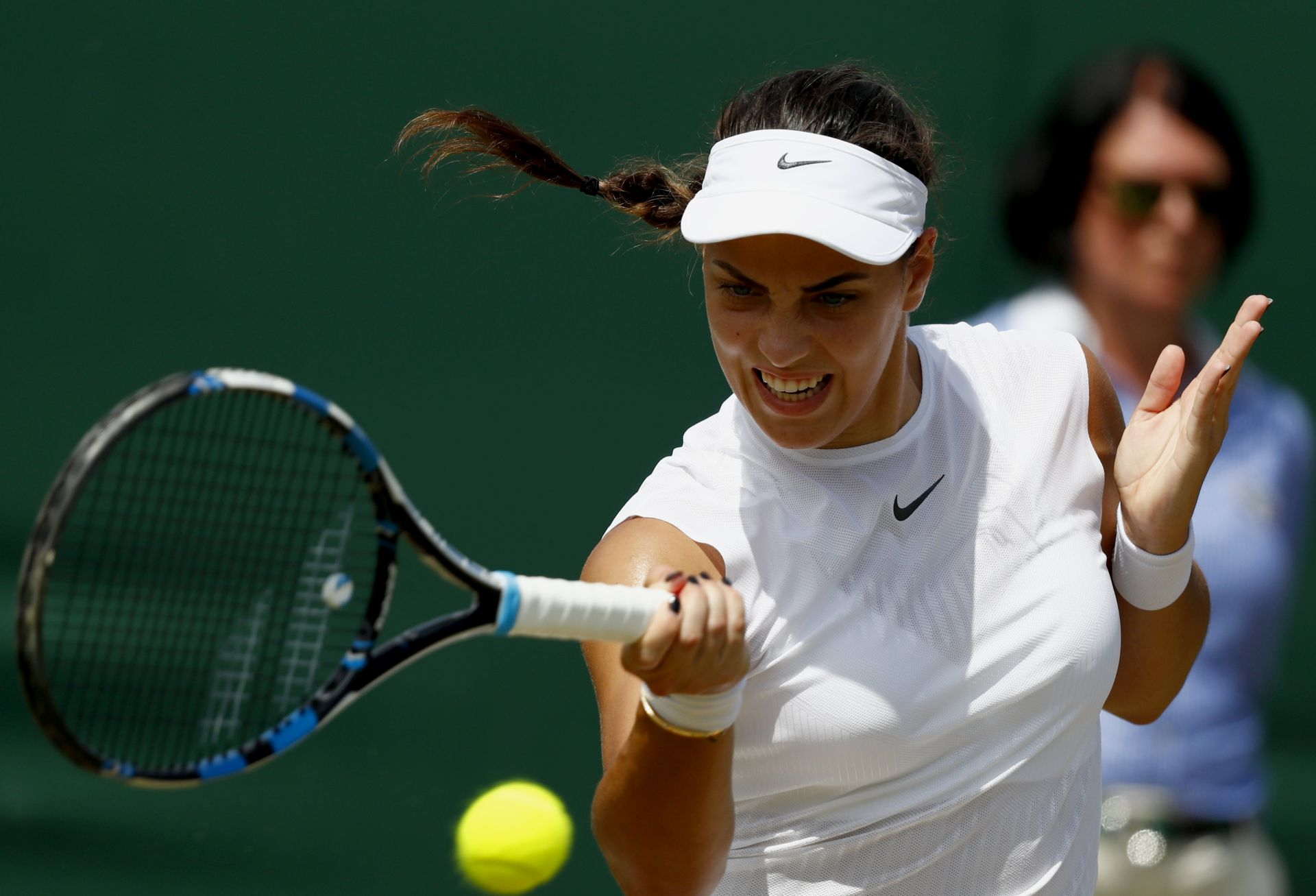WIMBLEDON Ana Konjuh prvi put u osmini finala
