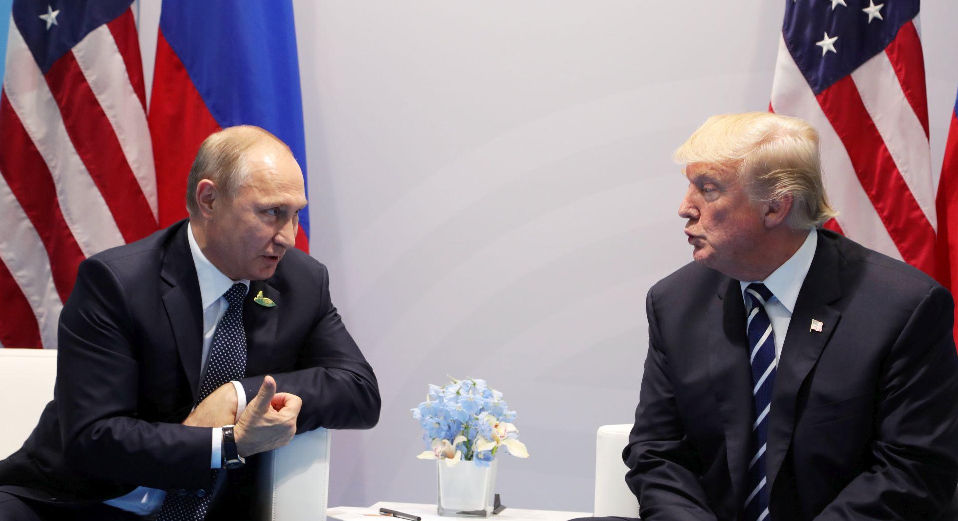 Bijela kuća istražuje curenje bilješke: 'NE ČESTITATI Putinu'