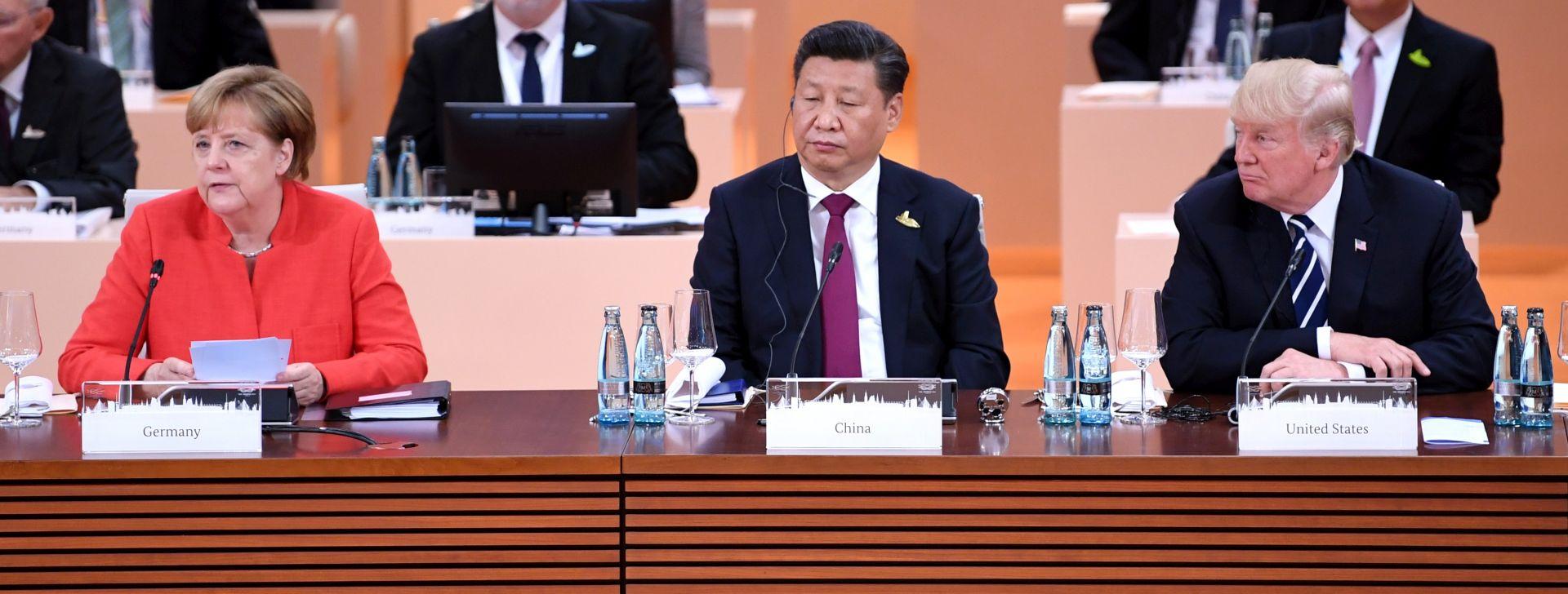 Trump tijekom summita G20 pozvao Kinu na akciju protiv Sjeverne Koreje
