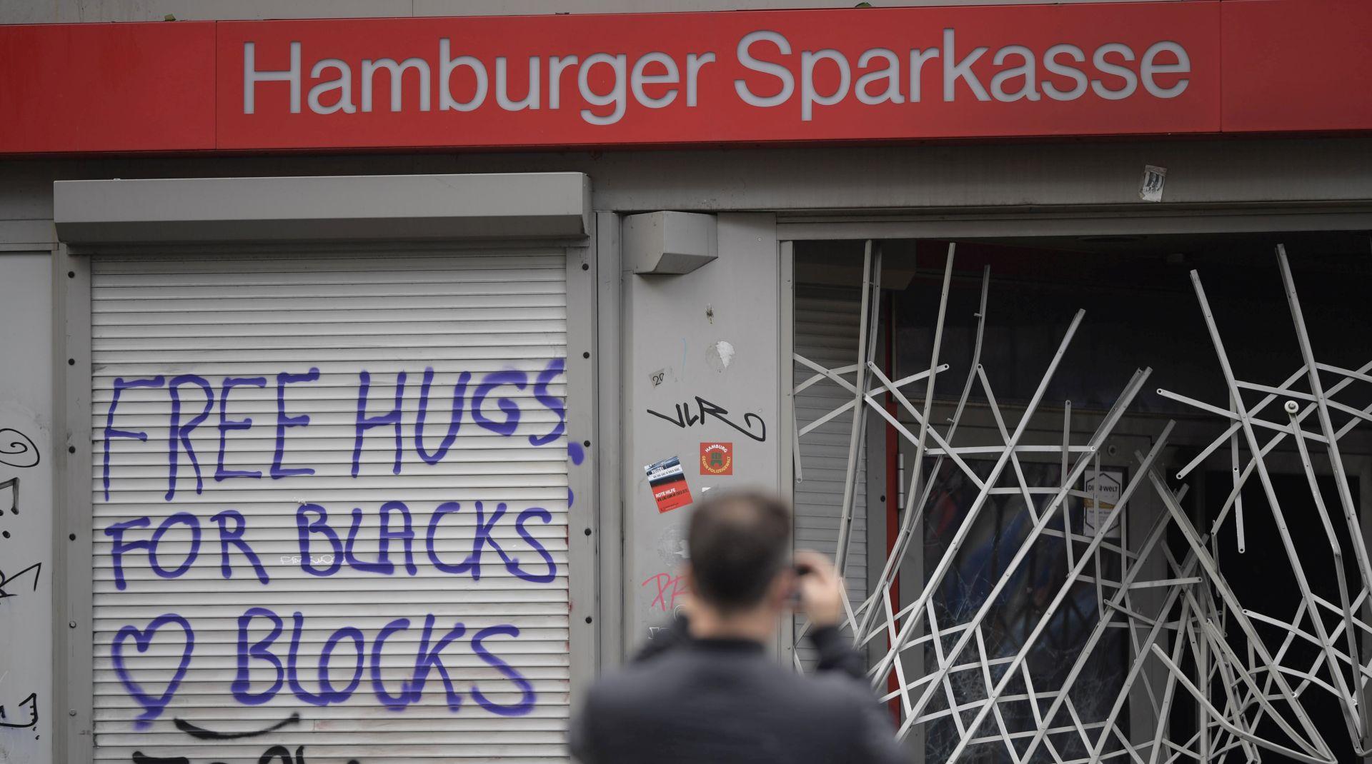 Crni blok nije jedinstvena prosvjedna skupina, to je nasilna grupa aktivista
