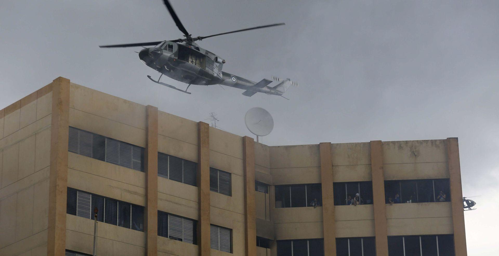 SALVADOR Najmanje jedna osoba poginula u požaru zgrade Ministarstva financija