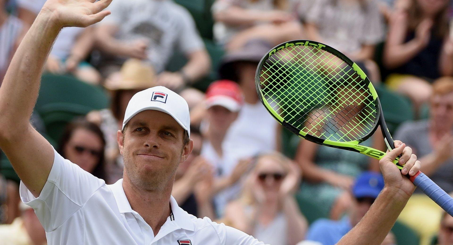 WIMBLEDON Querrey šokirao Murrayja za prvo polufinale Grand slama u karijeri