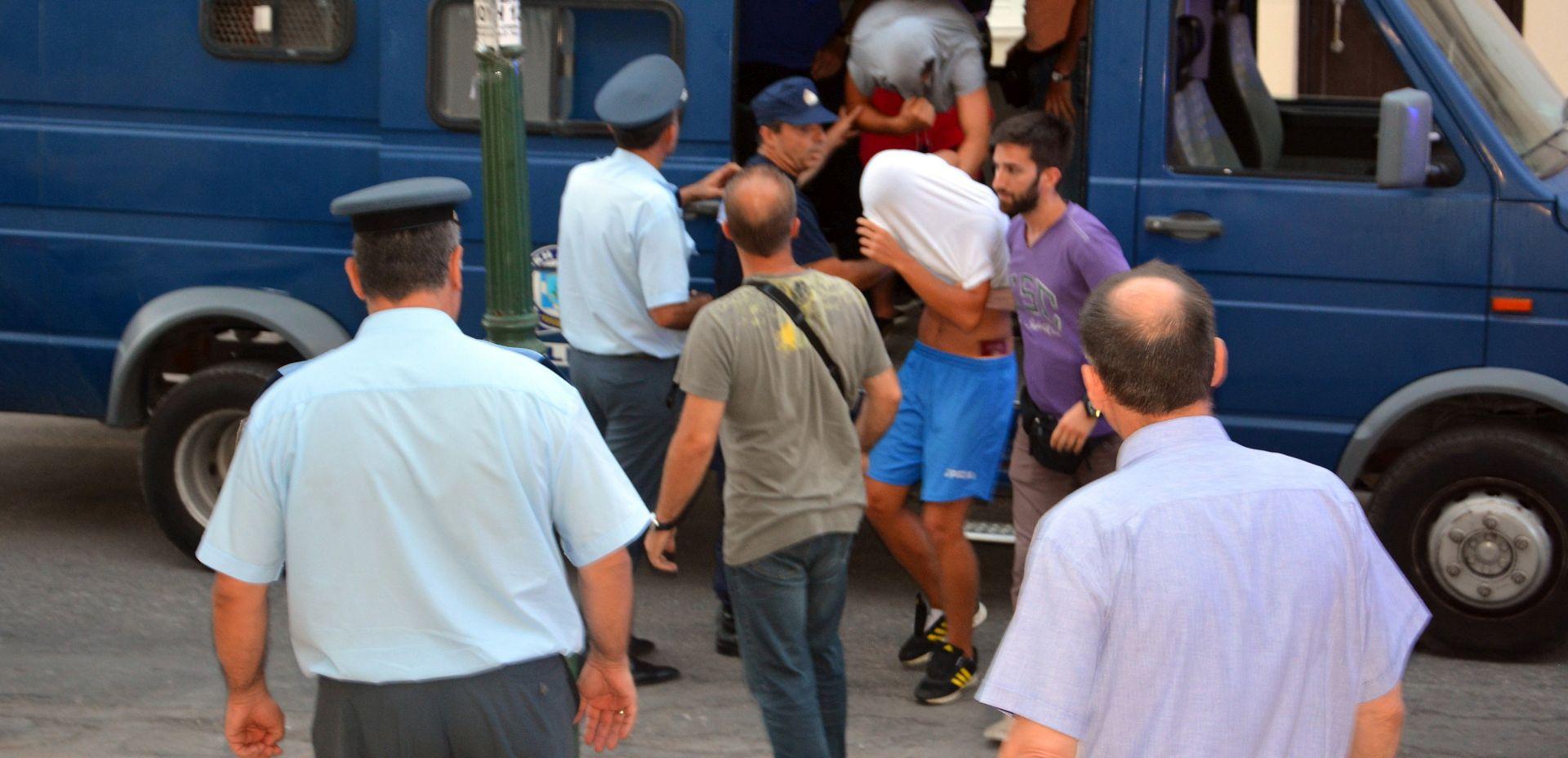 Grčka policija uhitila Srbina zbog ubojstva američkog turista