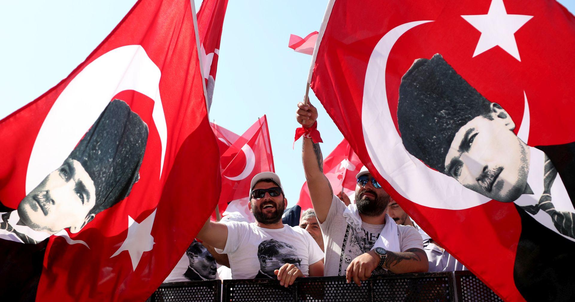 Turska diljem svijeta obilježava godišnjicu puča