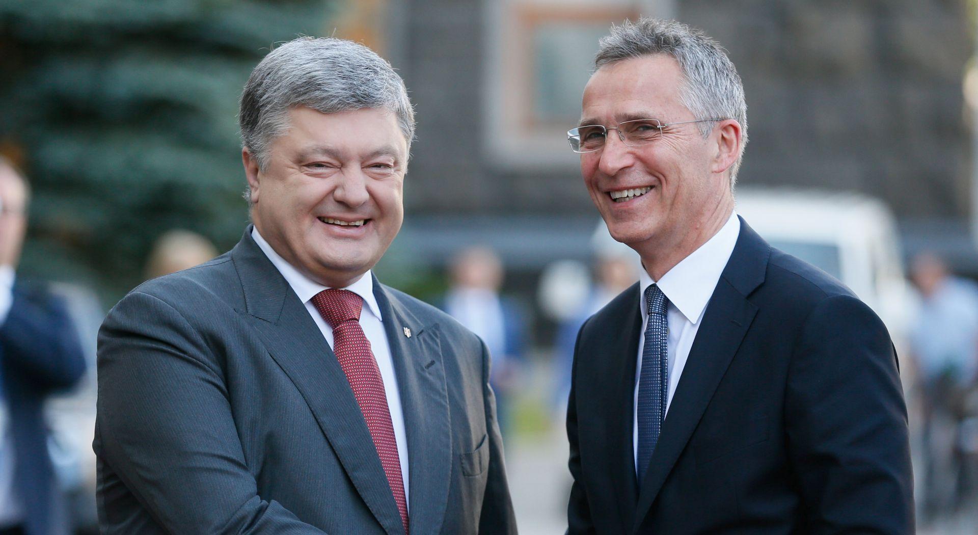 Ukrajina obećala reforme do 2020., traži smjernice za članstvo u NATO-u
