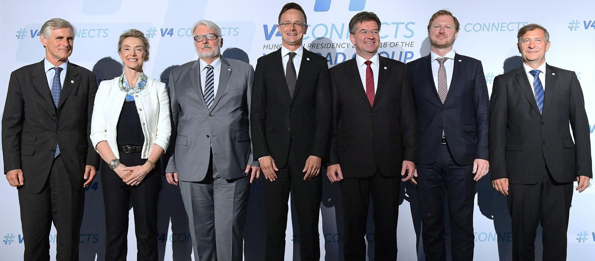 Proširenje EU-a na zapadni Balkan prvi prioritet V4+