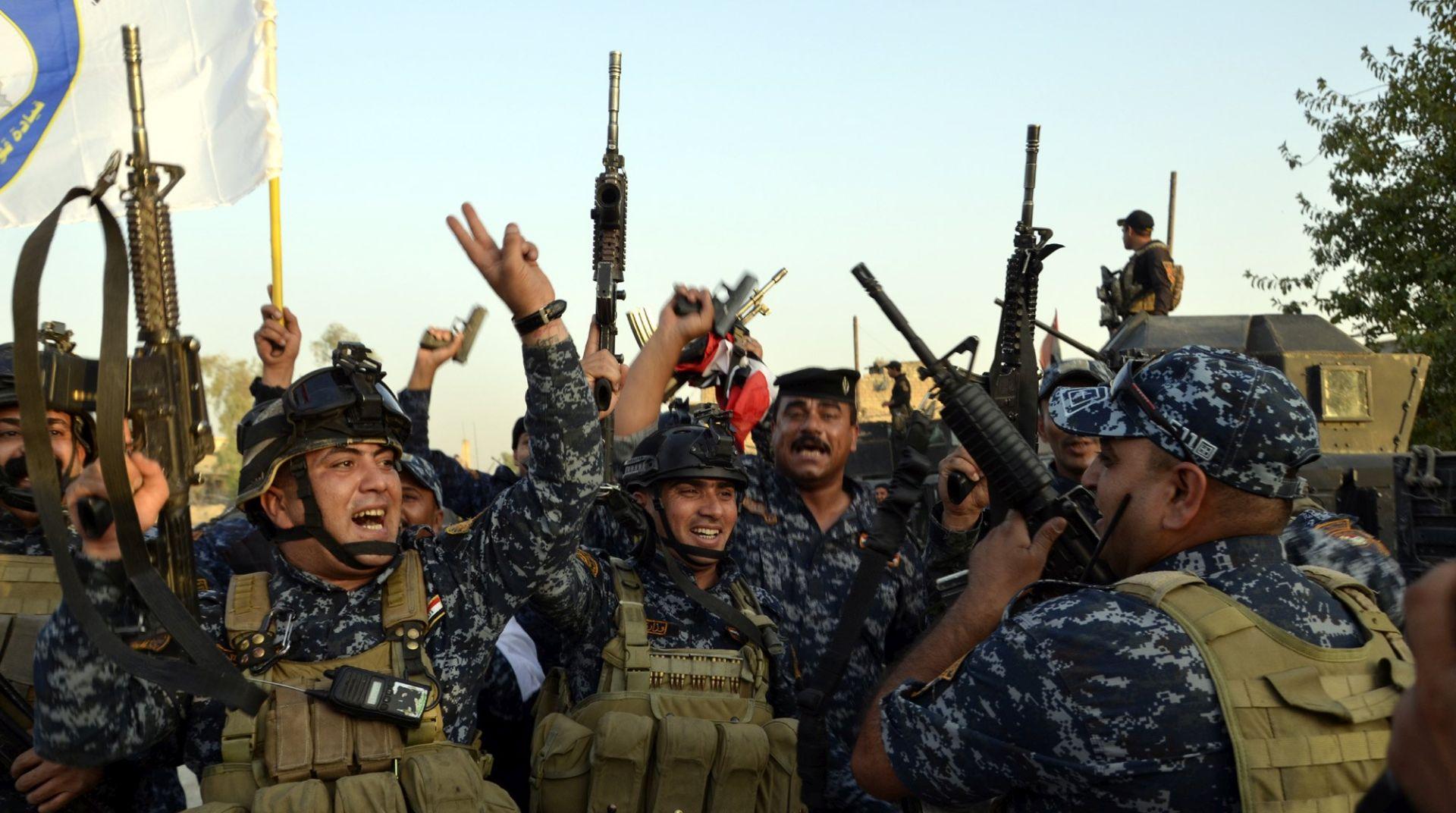 Merkel pozvala Irak da istraži navodna kršenja ljudskih prava u Mosulu