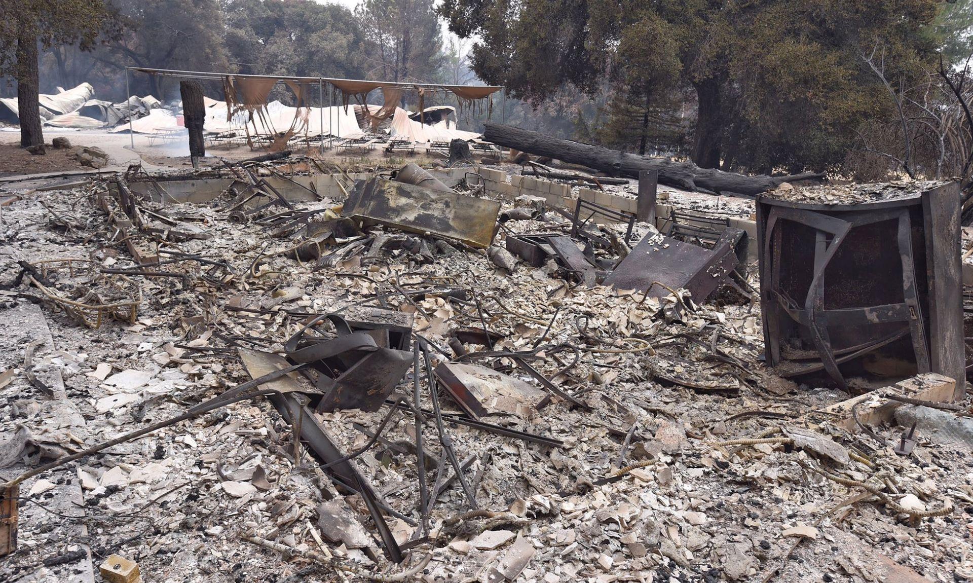 KANADA Evakuirano 14 000 ljudi zbog šumskih požara
