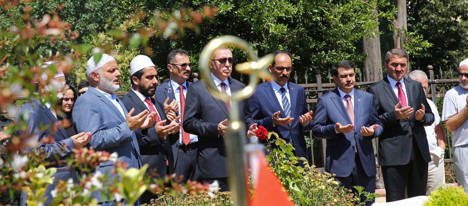 Turska obilježava godišnjicu puča koji je Erdogan ugušio