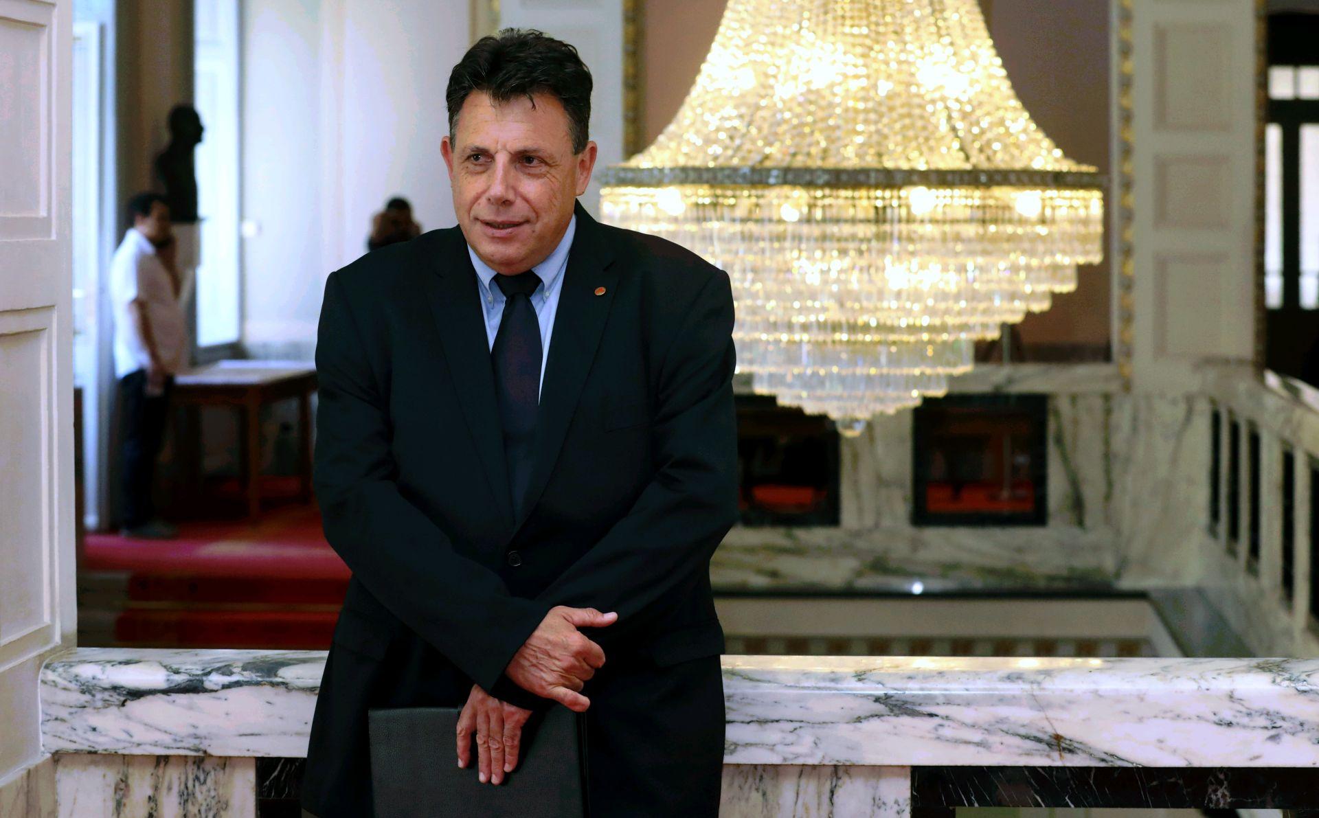 Sessa prisegnuo pred predsjednikom Sabora