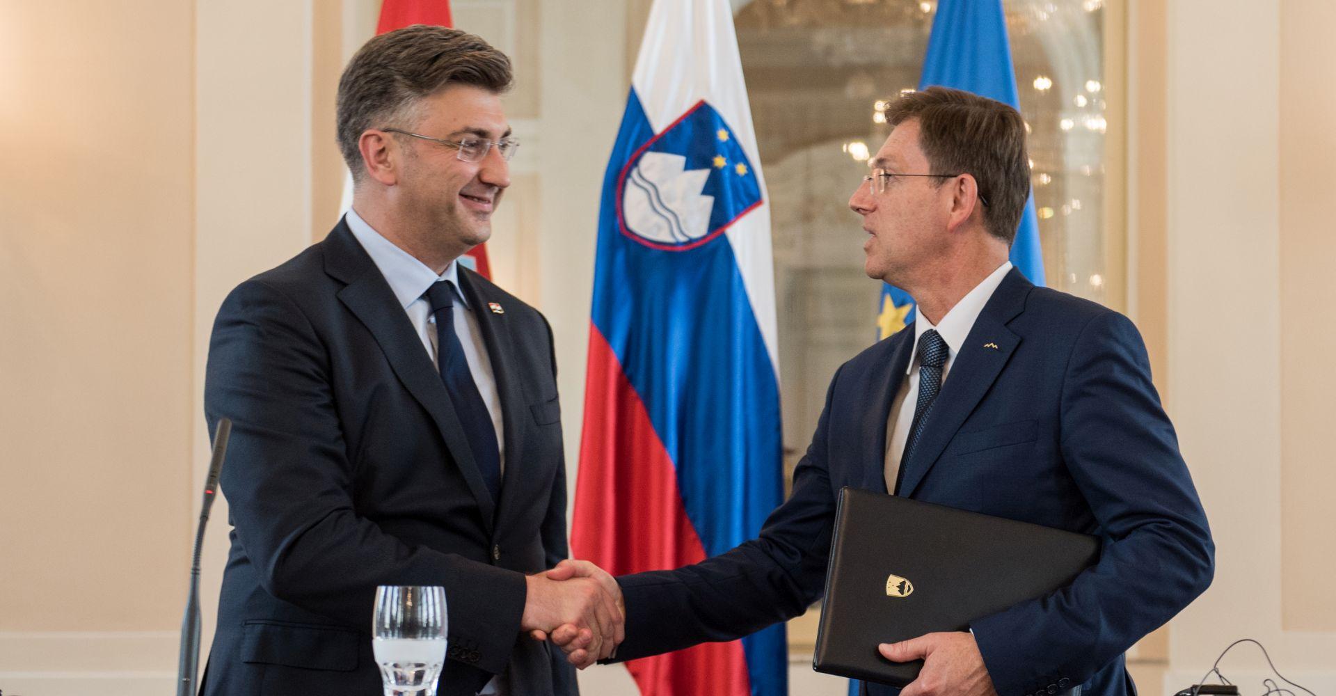'DIJALOG GLUHIH' Slovenski mediji o susretu Cerara i Plenkovića