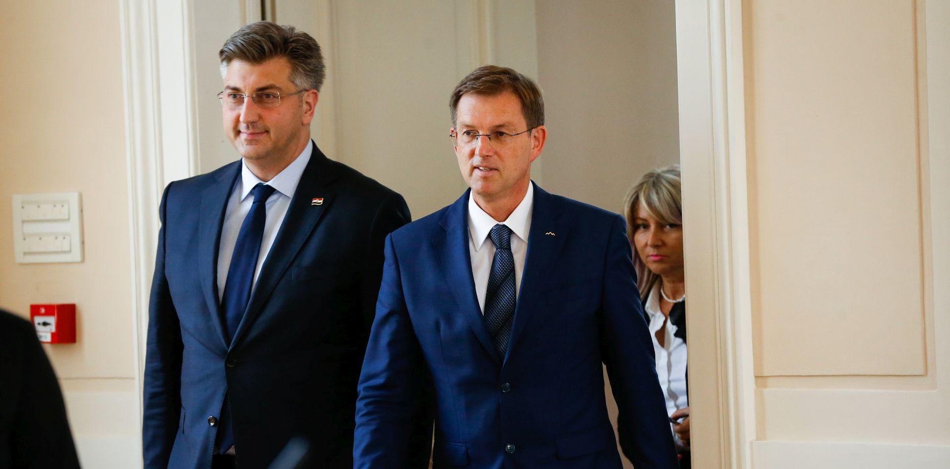 Koalicijski partneri upozorili Cerara da u Zagrebu bude oprezan