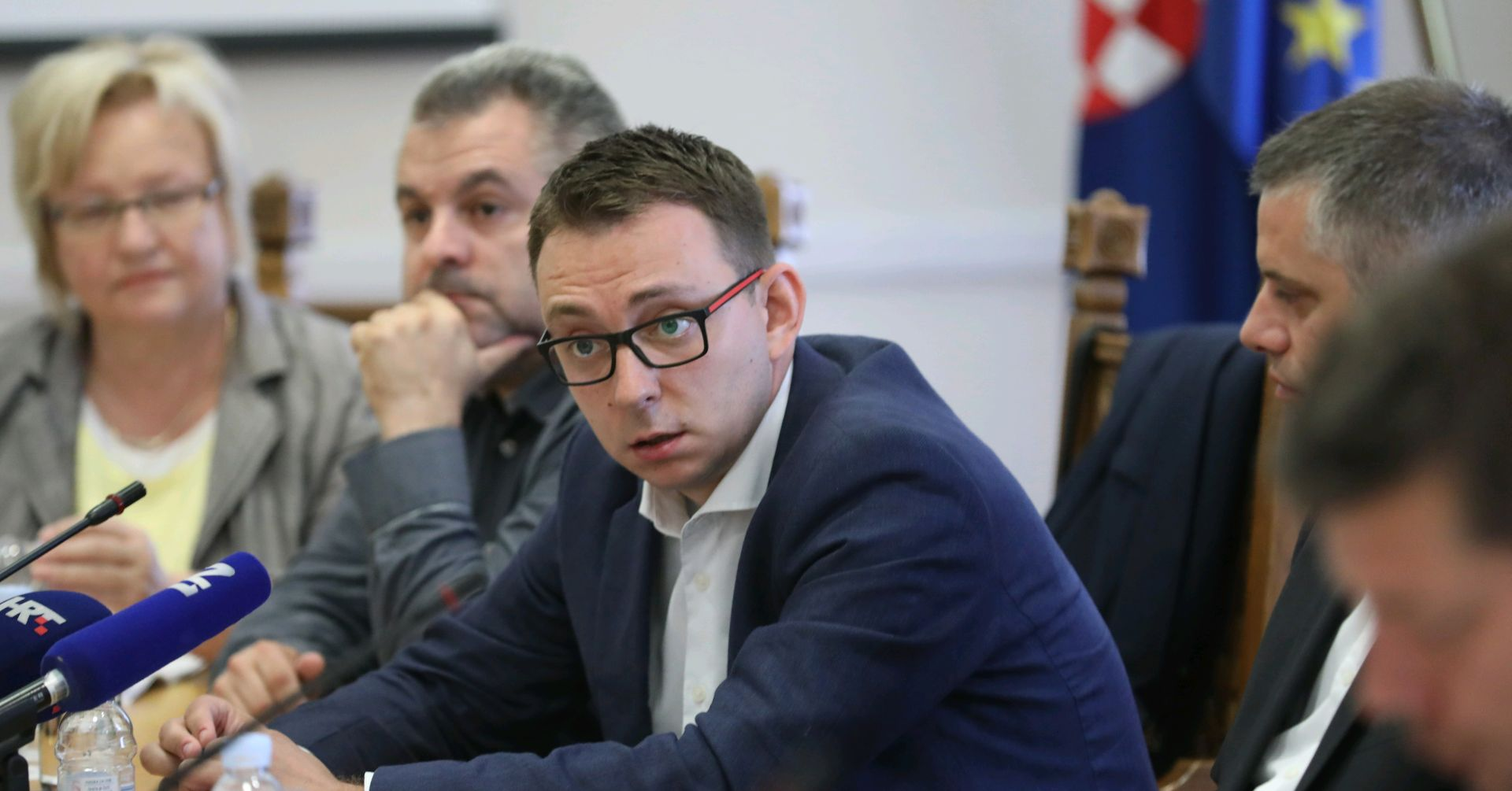"""GLAVAŠEVIĆ O IZJAVAMA PREDSJEDNICE """"Na ovome je izgubila drugi mandat"""""""