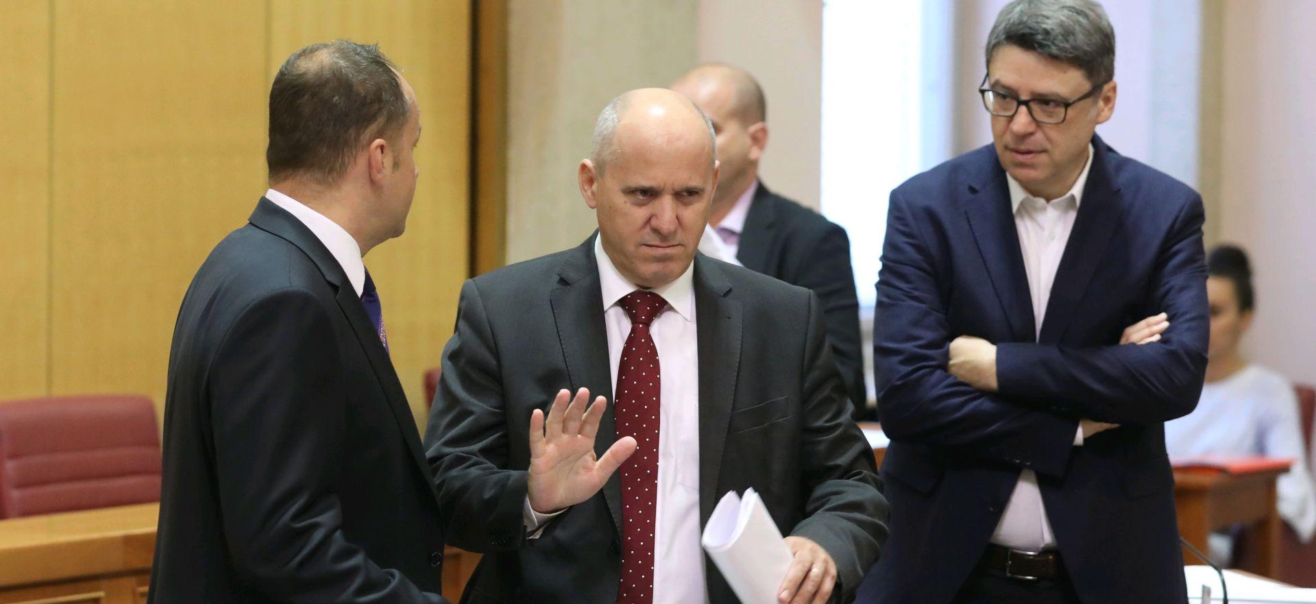 """BAČIĆ """"Most i njihov predsjednik ne prezaju od jefitnih objeda na račun dužnosnika HDZ-a"""""""