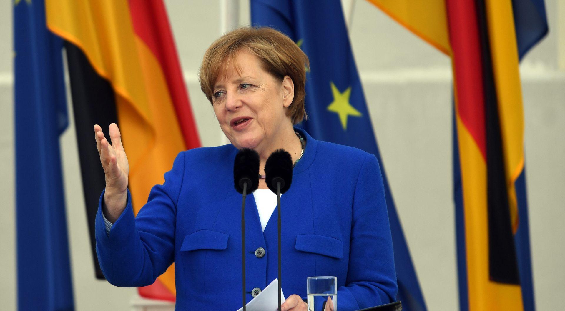 MERKEL 'Vrijedno je boriti se za jaču Europu'
