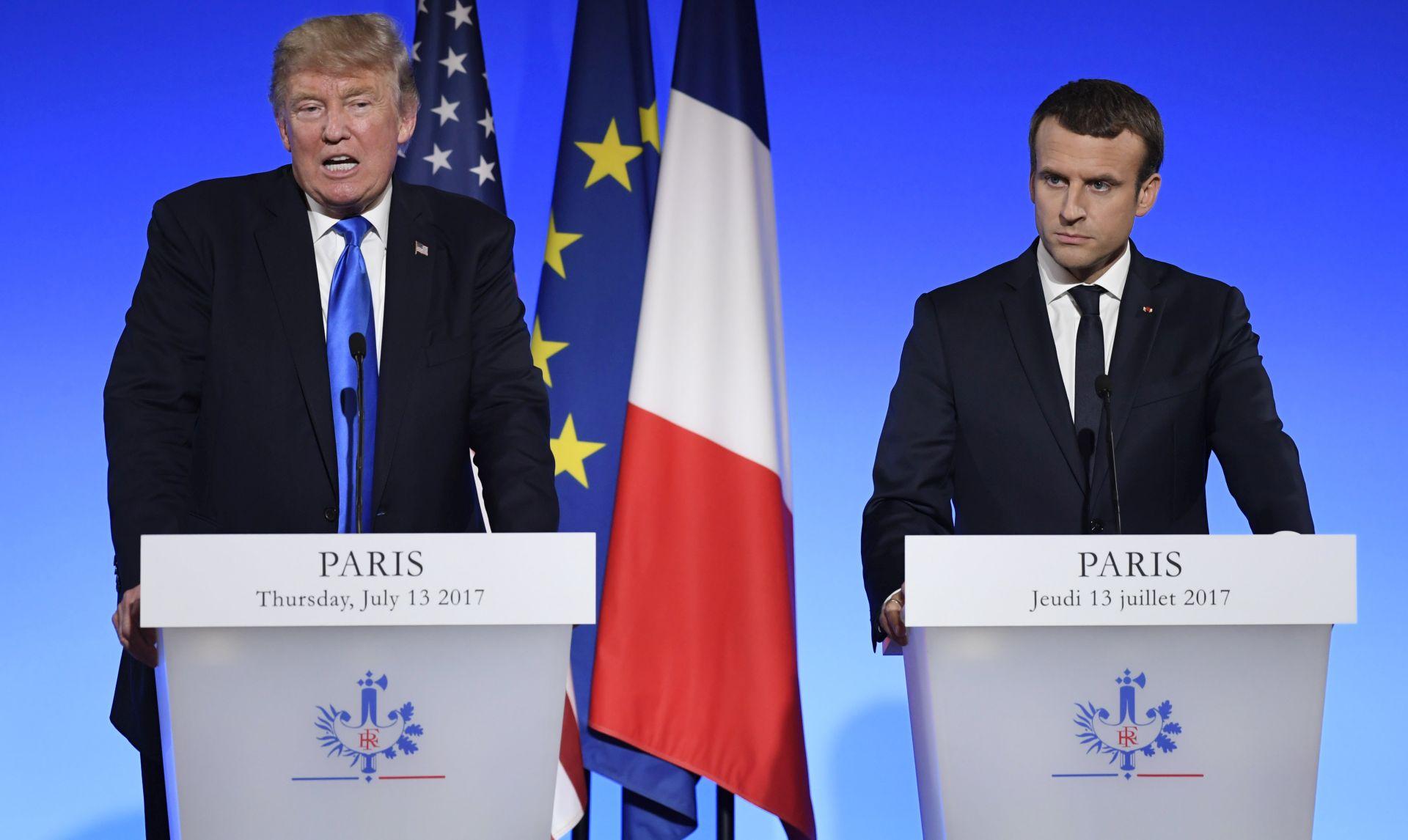 Trump ostavlja mogućnost promjene stava o klimatskom sporazumu