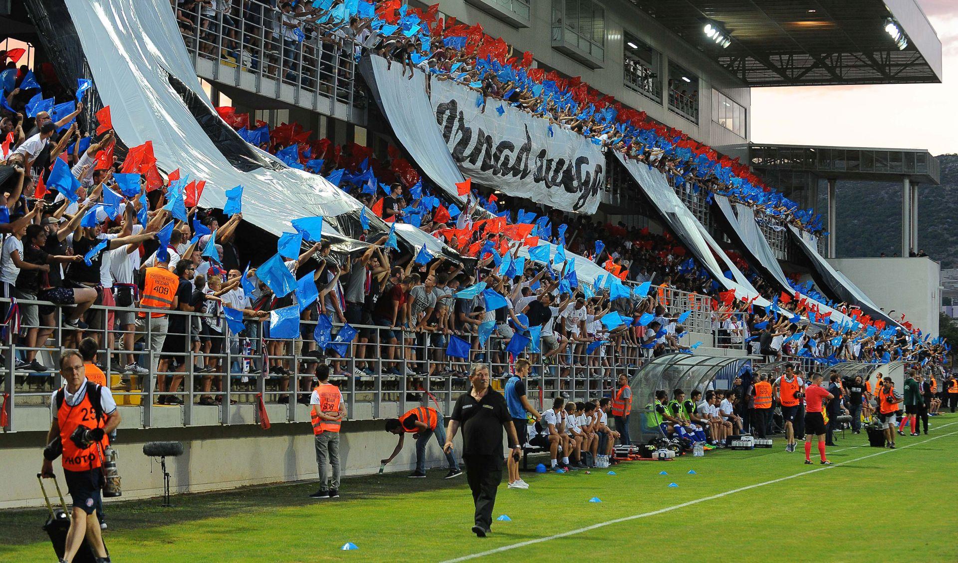 NAKON SLAVLJA – ŠOK Hajduk protiv Brondbyja bez gledatelja