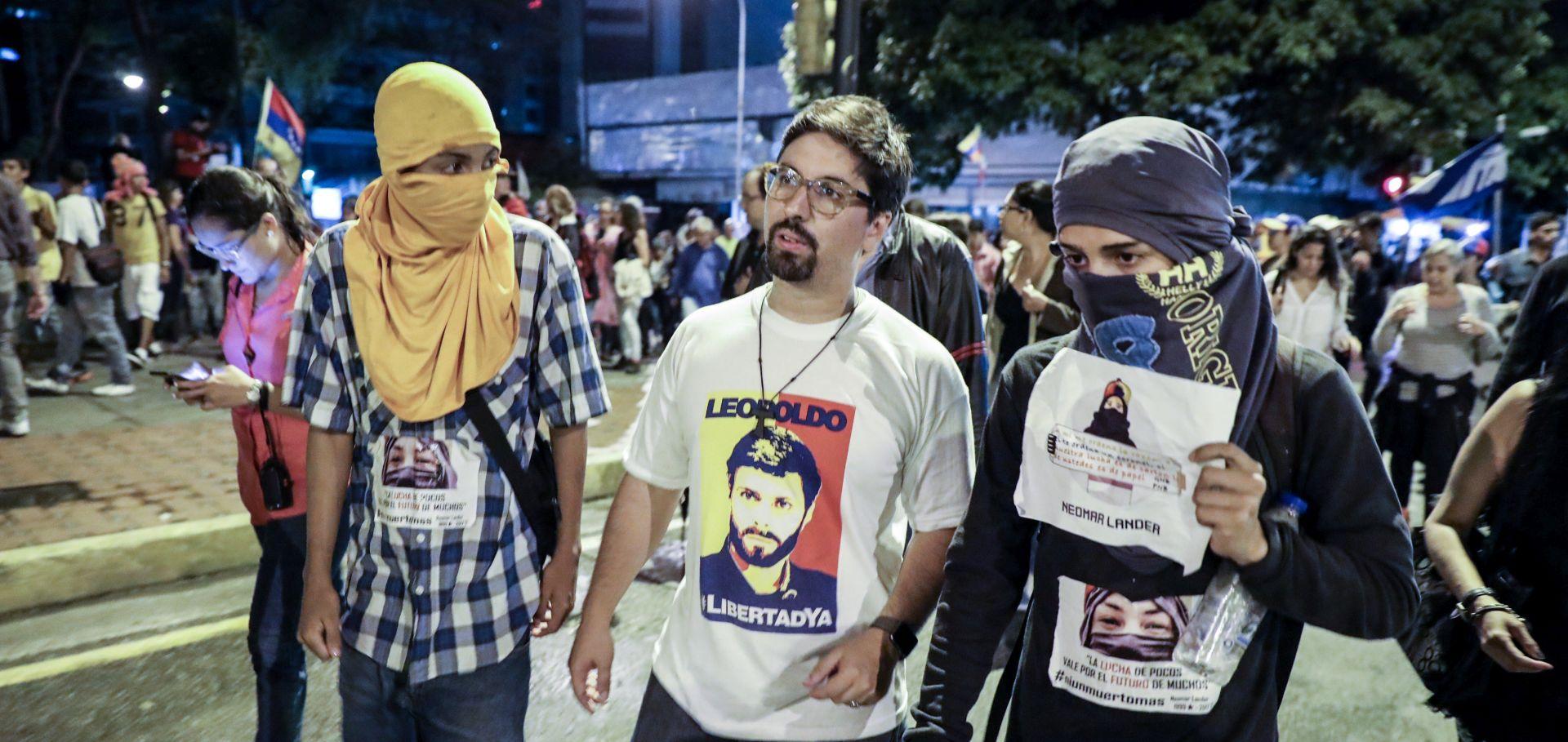 VENEZUELA Oporba organizira simbolični referendum protiv Madura