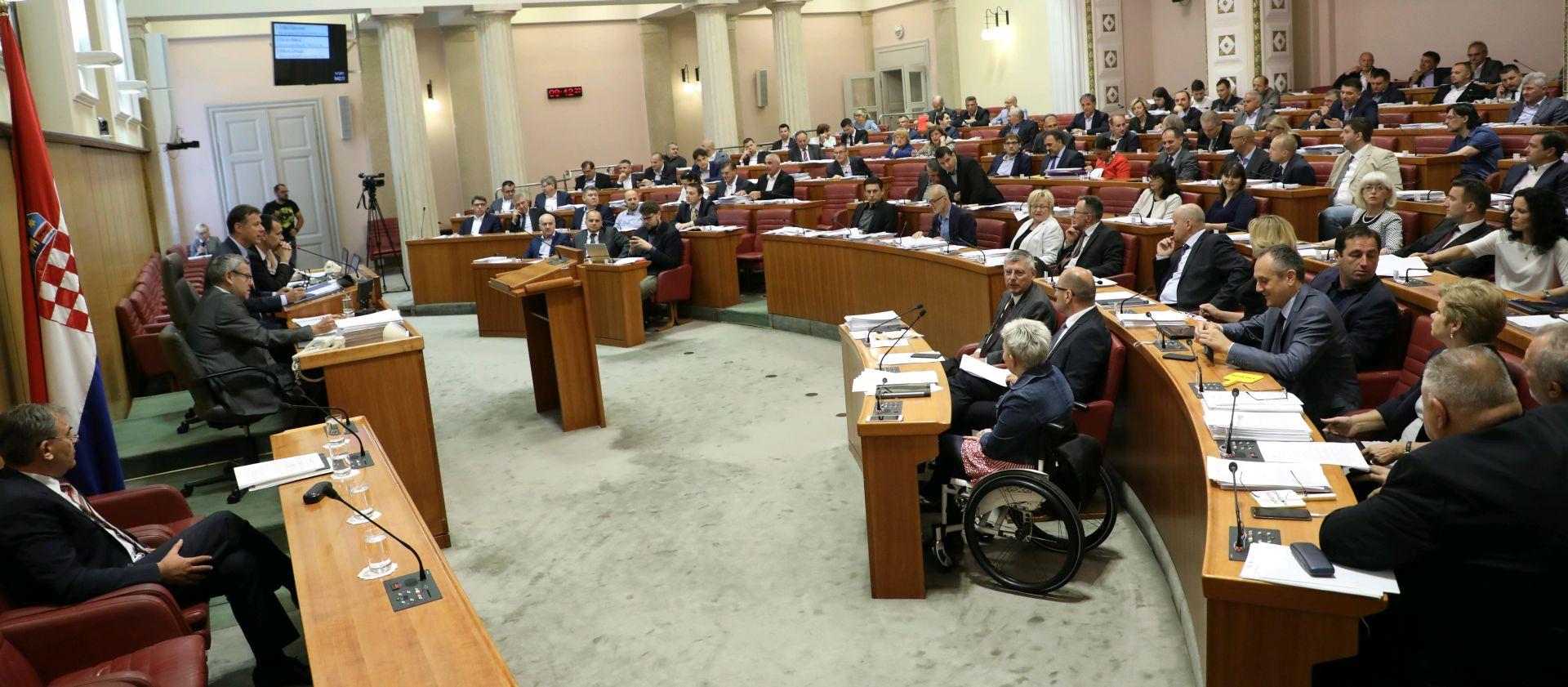 Sabor u srijedu opet o Agrokoru, oporba traži izmjenu odluke o osnivanju istražnog povjerenstva