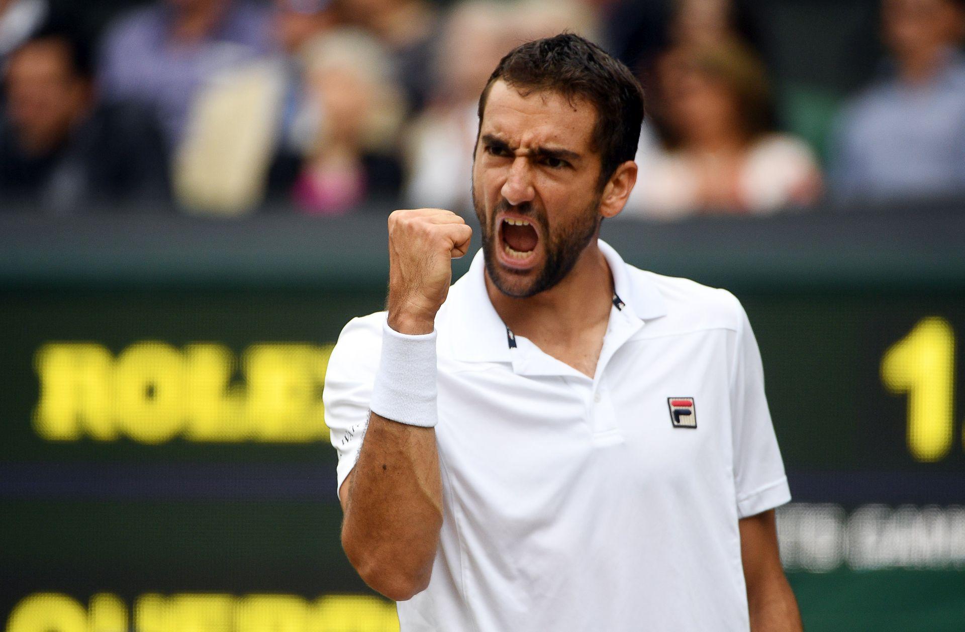 VIDEO: VELIKI USPJEH ČILIĆA! Hrvatska nakon 16 godina ponovno ima finalista Wimbledona