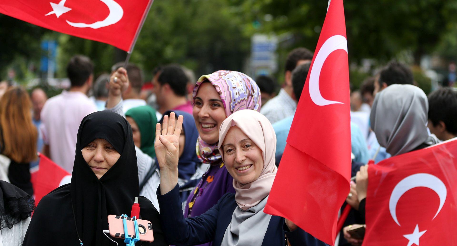Samo ove godine više od 3000 Turaka zatražilo azil u Njemačkoj