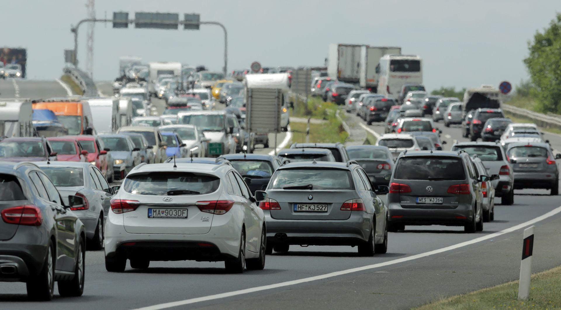 HAK objavio prometnu prognozu za produženi vikend