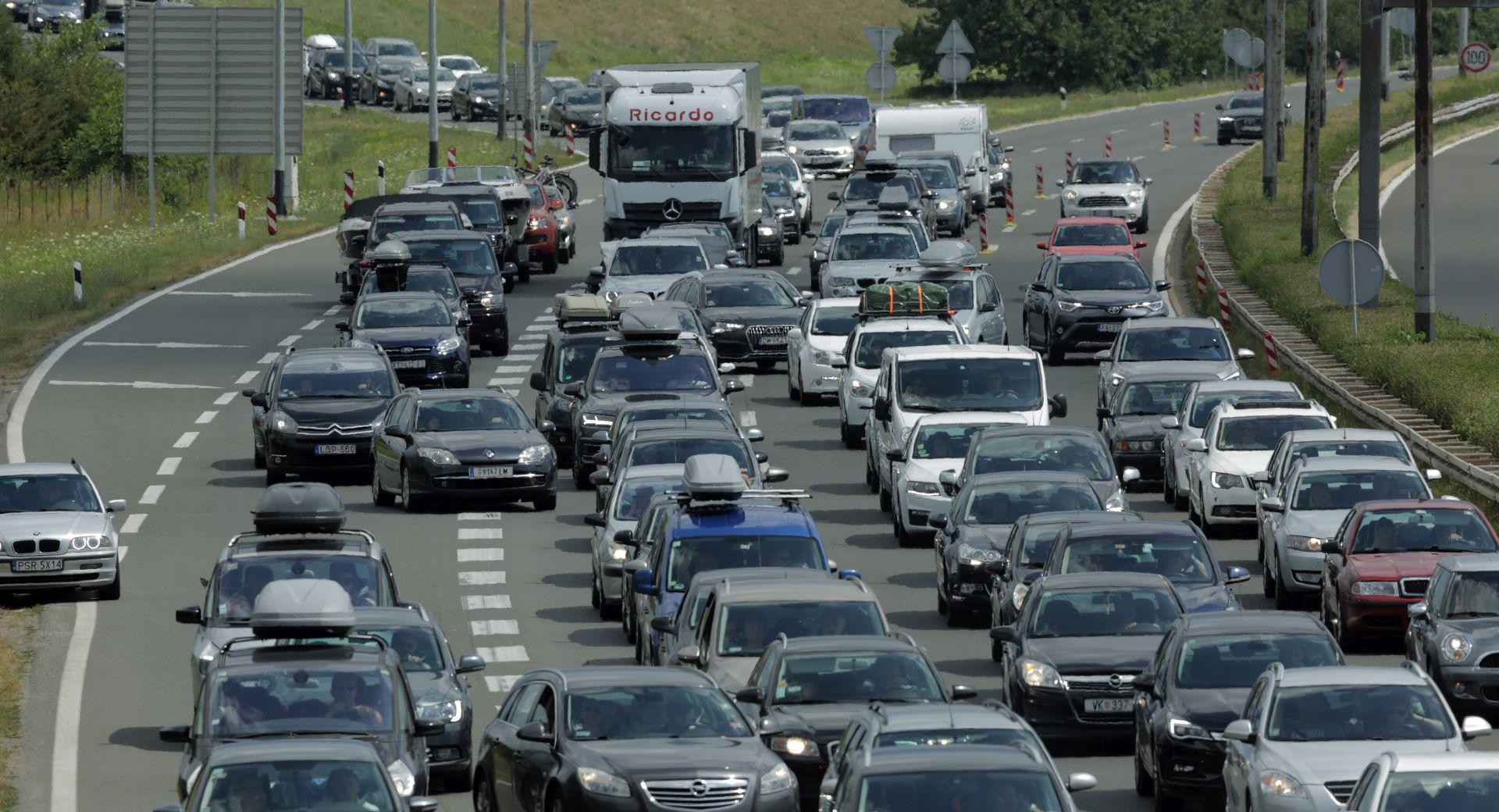 Objavljena prometna prognoza, evo gdje će biti najveće gužve