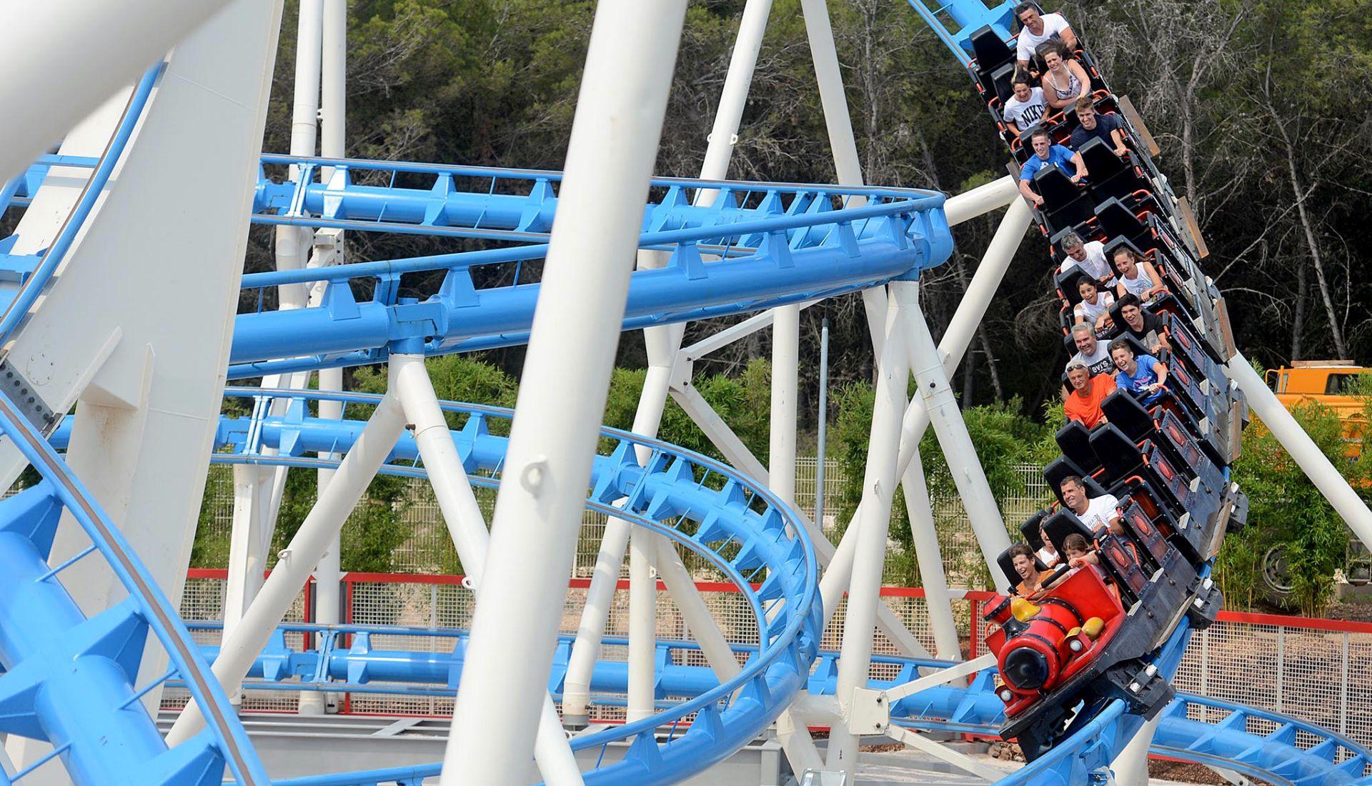 BIOGRAD Otvoren najveći zabavni park u Hrvatskoj