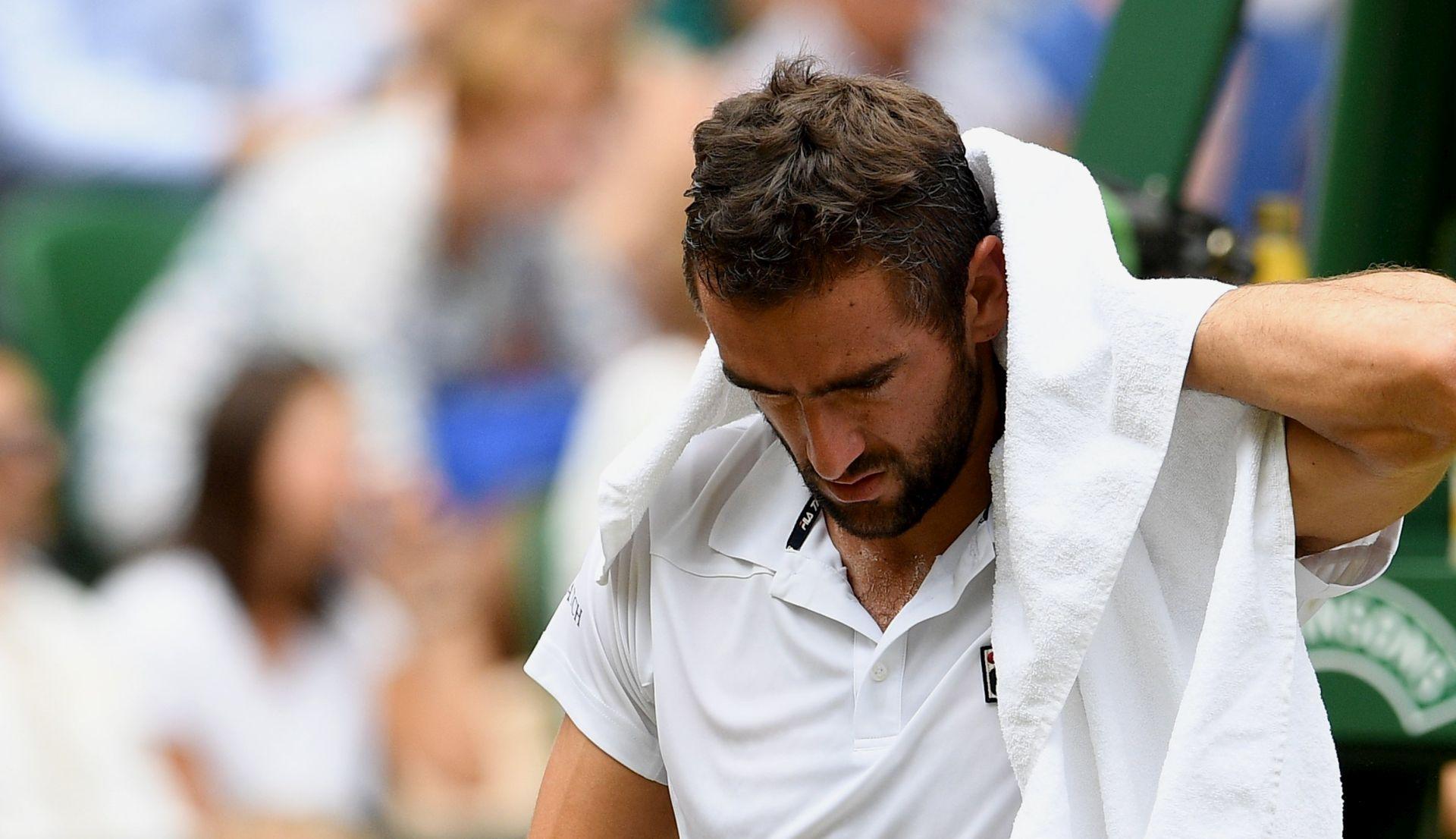 WIMBLEDON Federer i ozljeda prejaki za Čilića