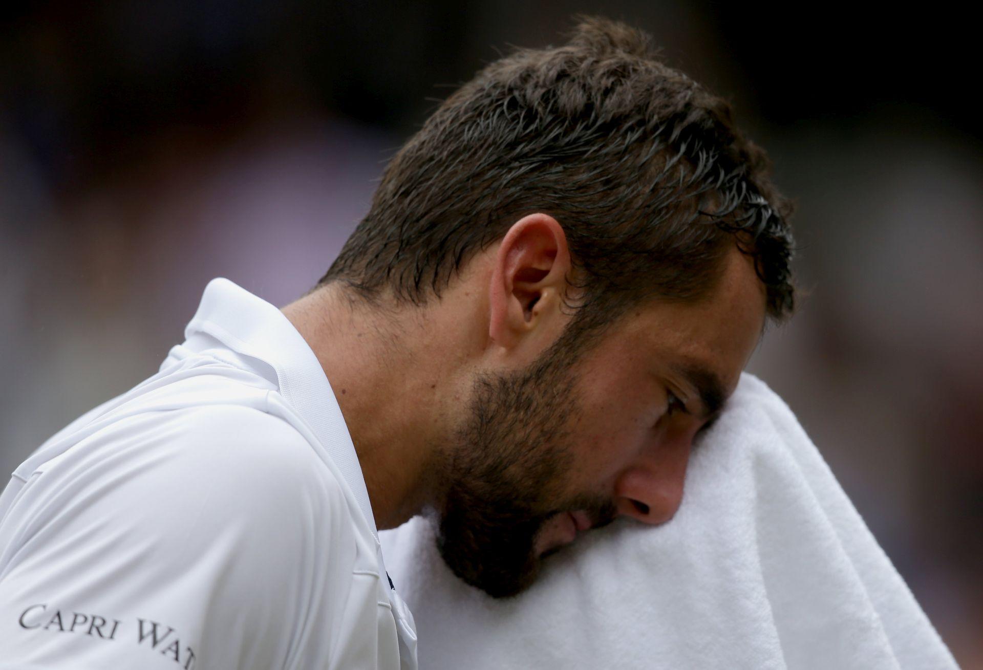 UŽIVO: Marin Čilić u suzama izgubio finale Wimbledona