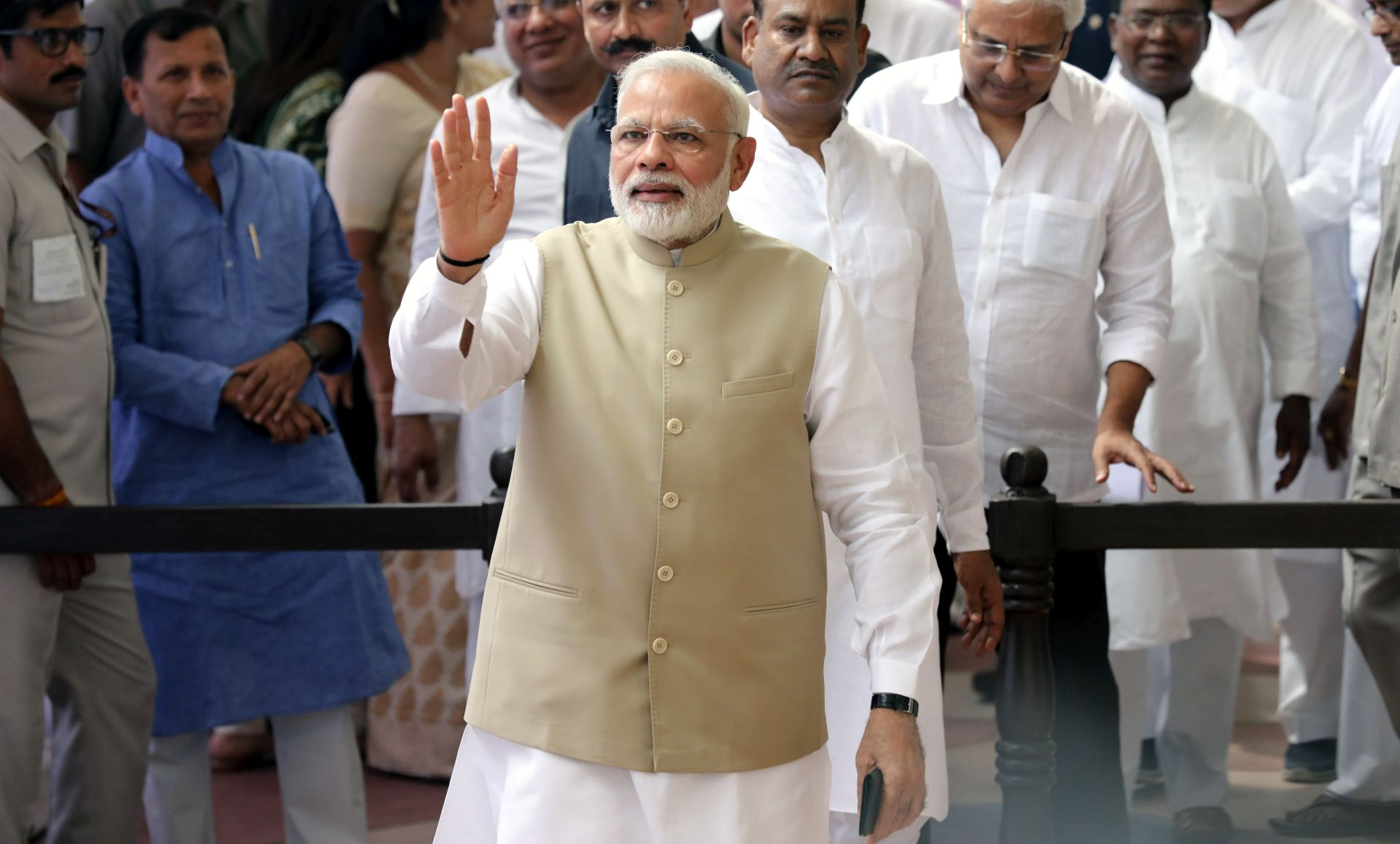 Indijski zastupnici biraju novog predsjednika