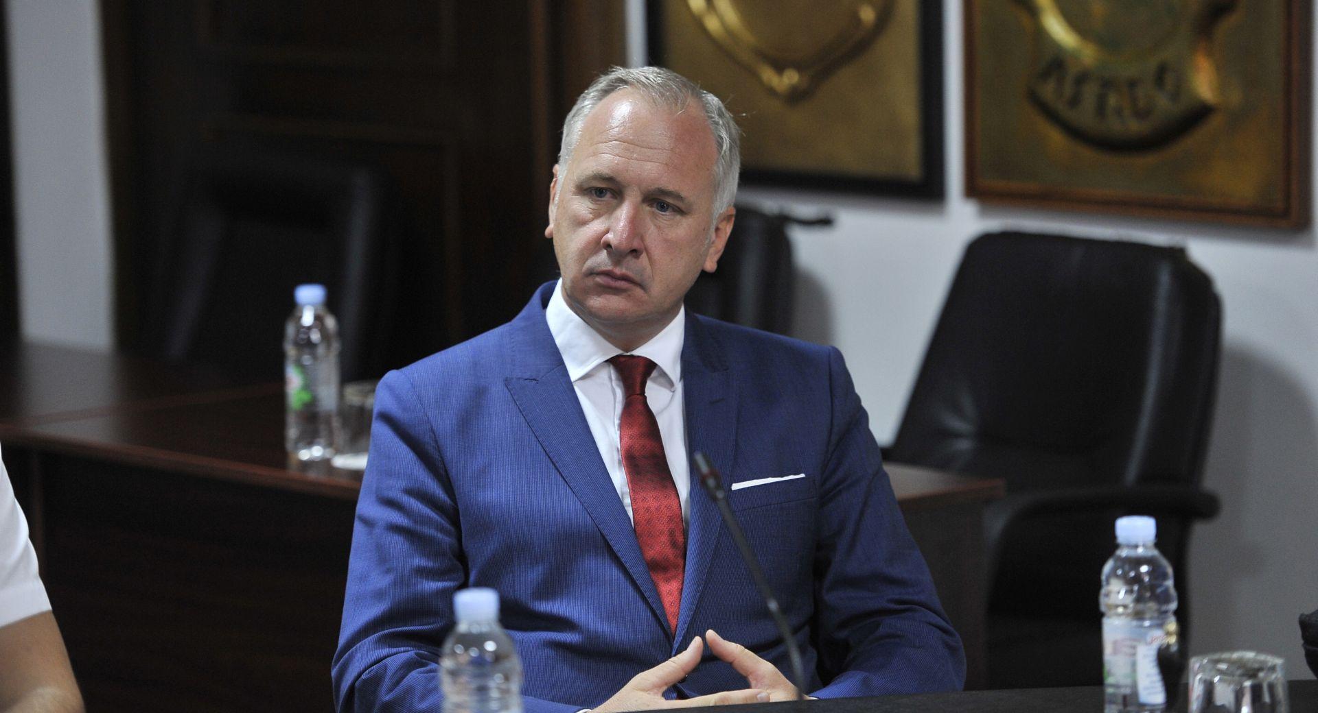 KRSTULOVIĆ OPARA 'Po prvim procjenama štete od požara oko 220 milijuna kuna'