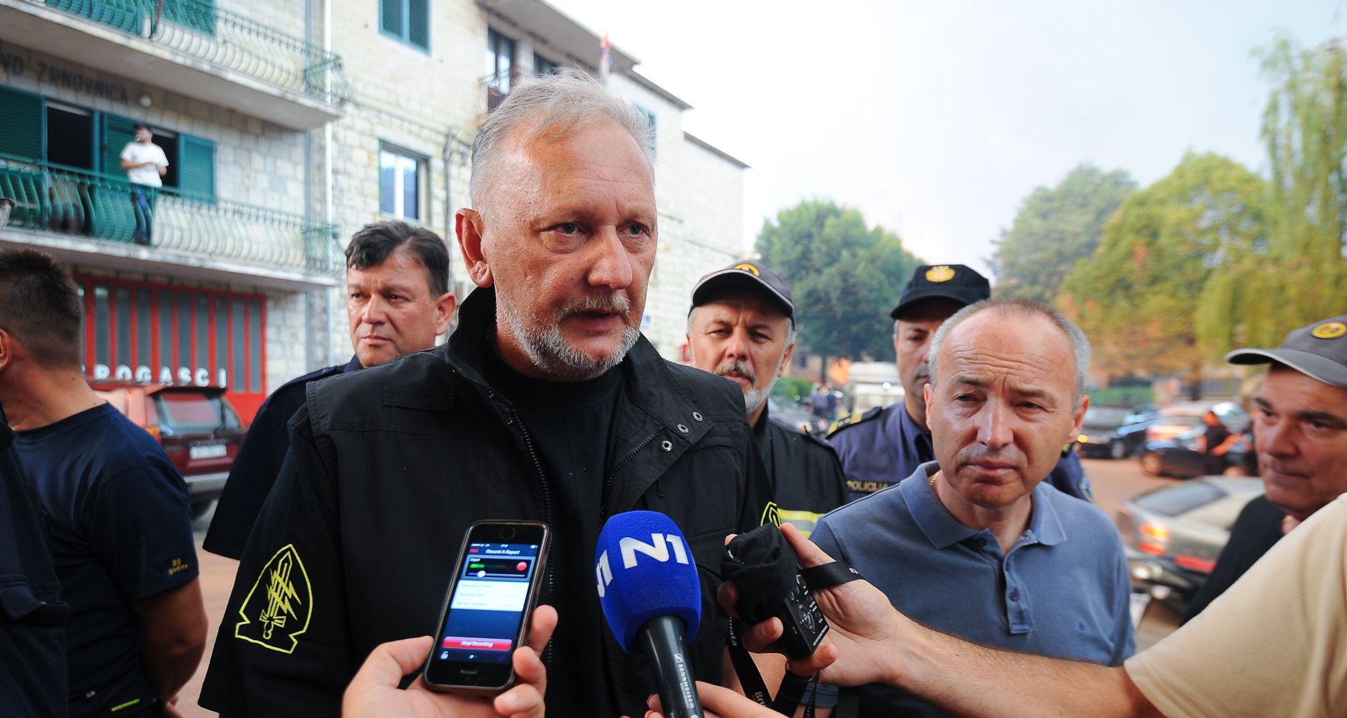 Božinović: Ni u jednom trenutku nisam dvojio da će Krstičević ostati u Vladi