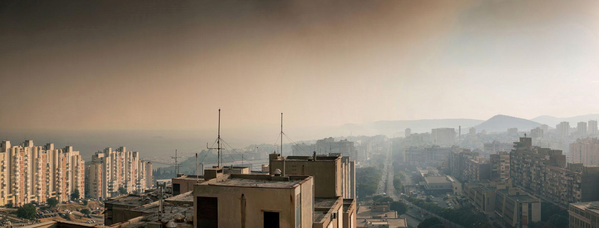 U Splitu, Solinu i Kaštelima parametri vode i zraka uredni