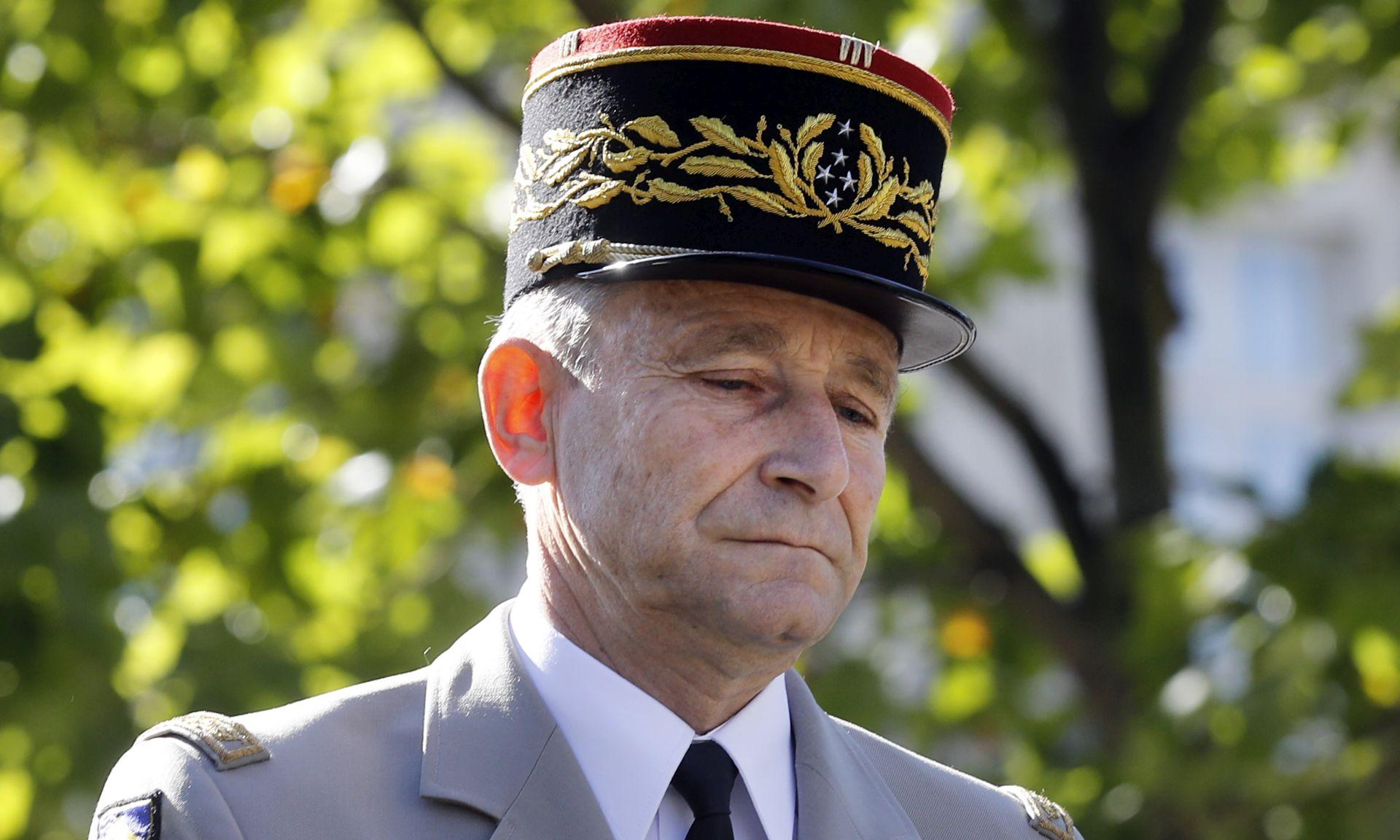 U SUKOBU S MACRONOM Ostavka francuskog zapovjednika glavnog stožera vojske