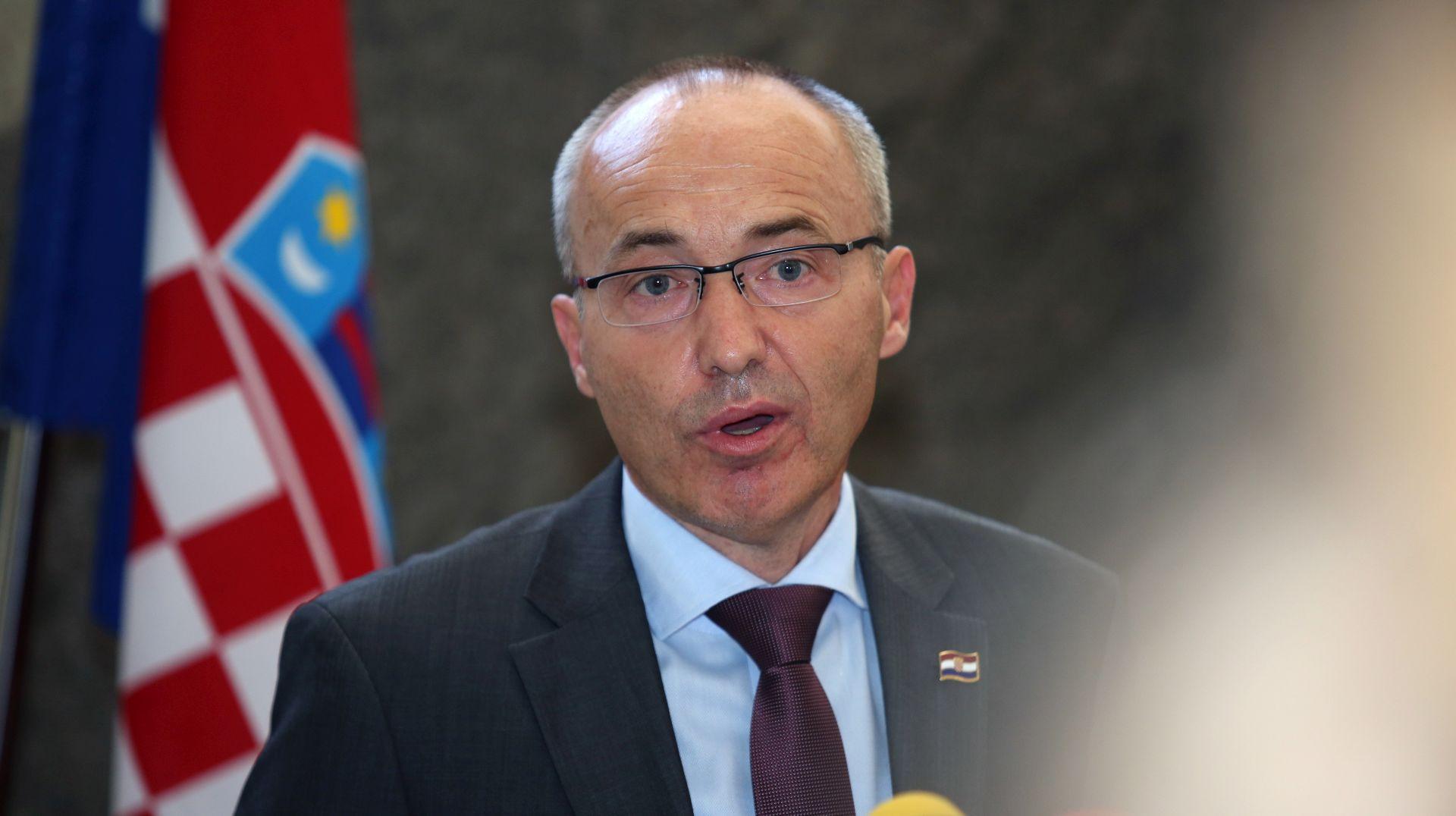 'OTVORENO' Krstičević poručio da je 'njegova misija završena'