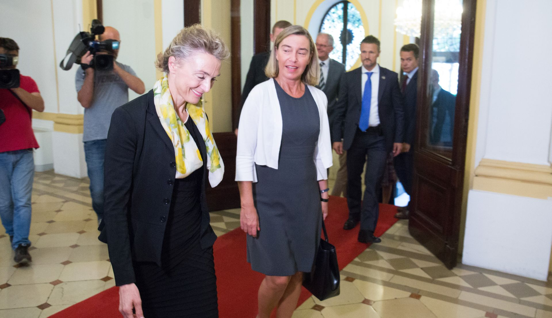 MOGHERINI 'Širenje na jugoistok Europe prioritet EU'